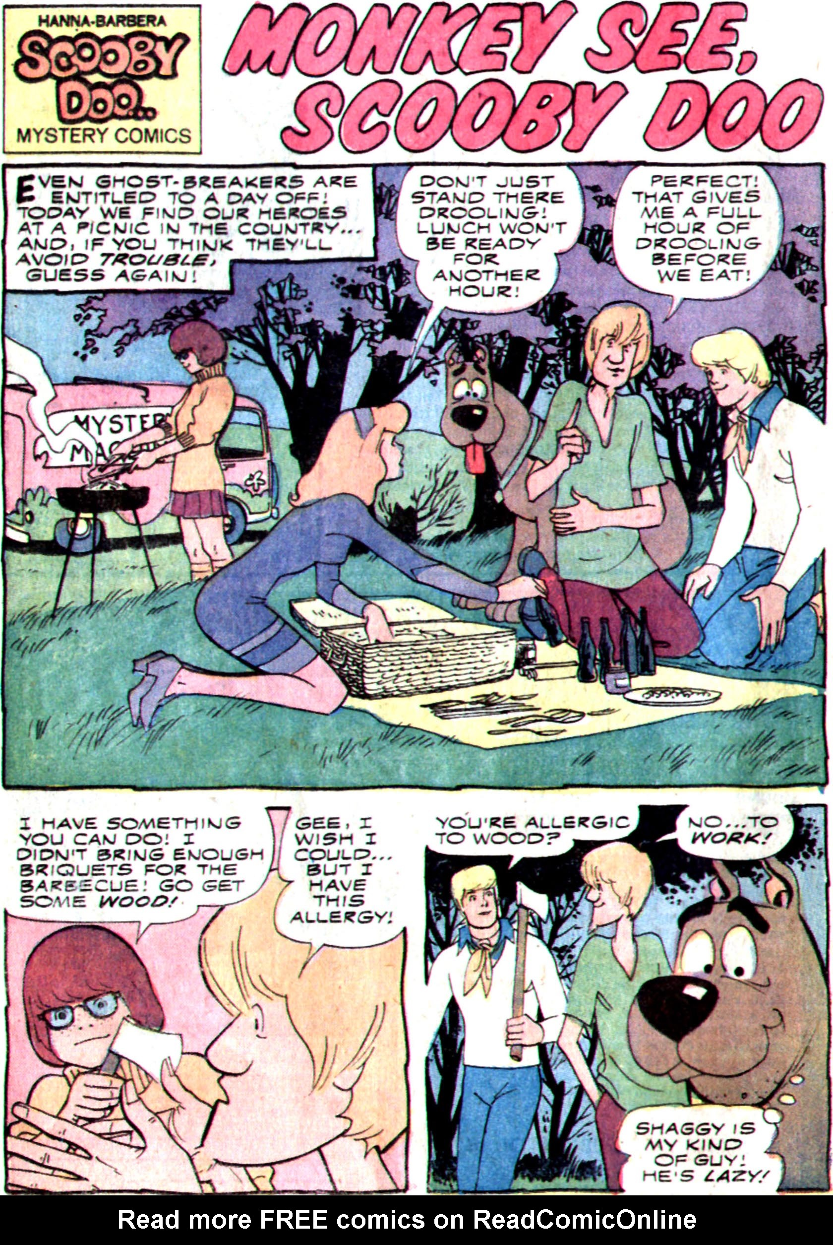 Read online Scooby-Doo... Mystery Comics comic -  Issue #24 - 20