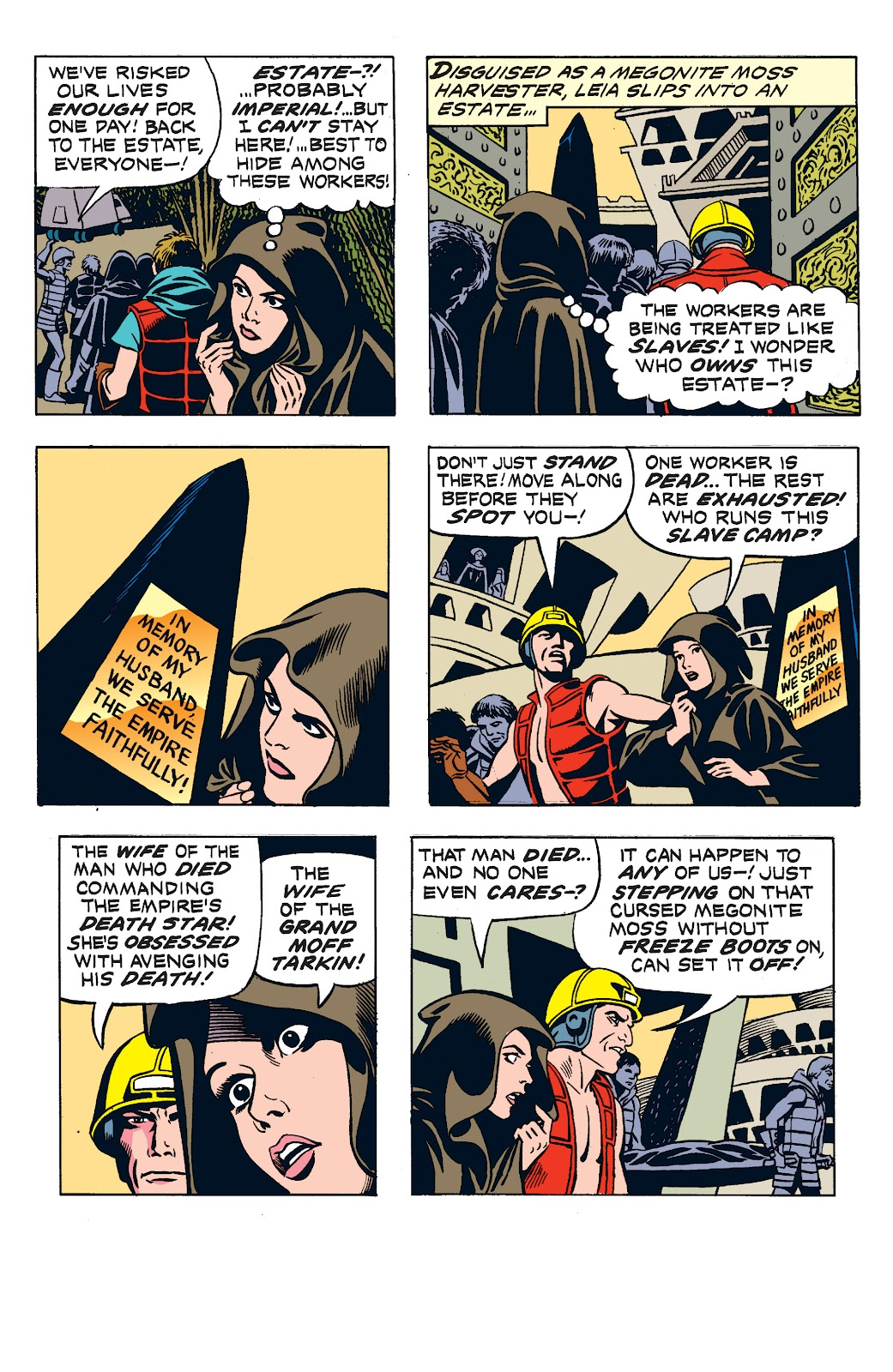 Read online Star Wars Legends: The Newspaper Strips - Epic Collection comic -  Issue # TPB (Part 2) - 54