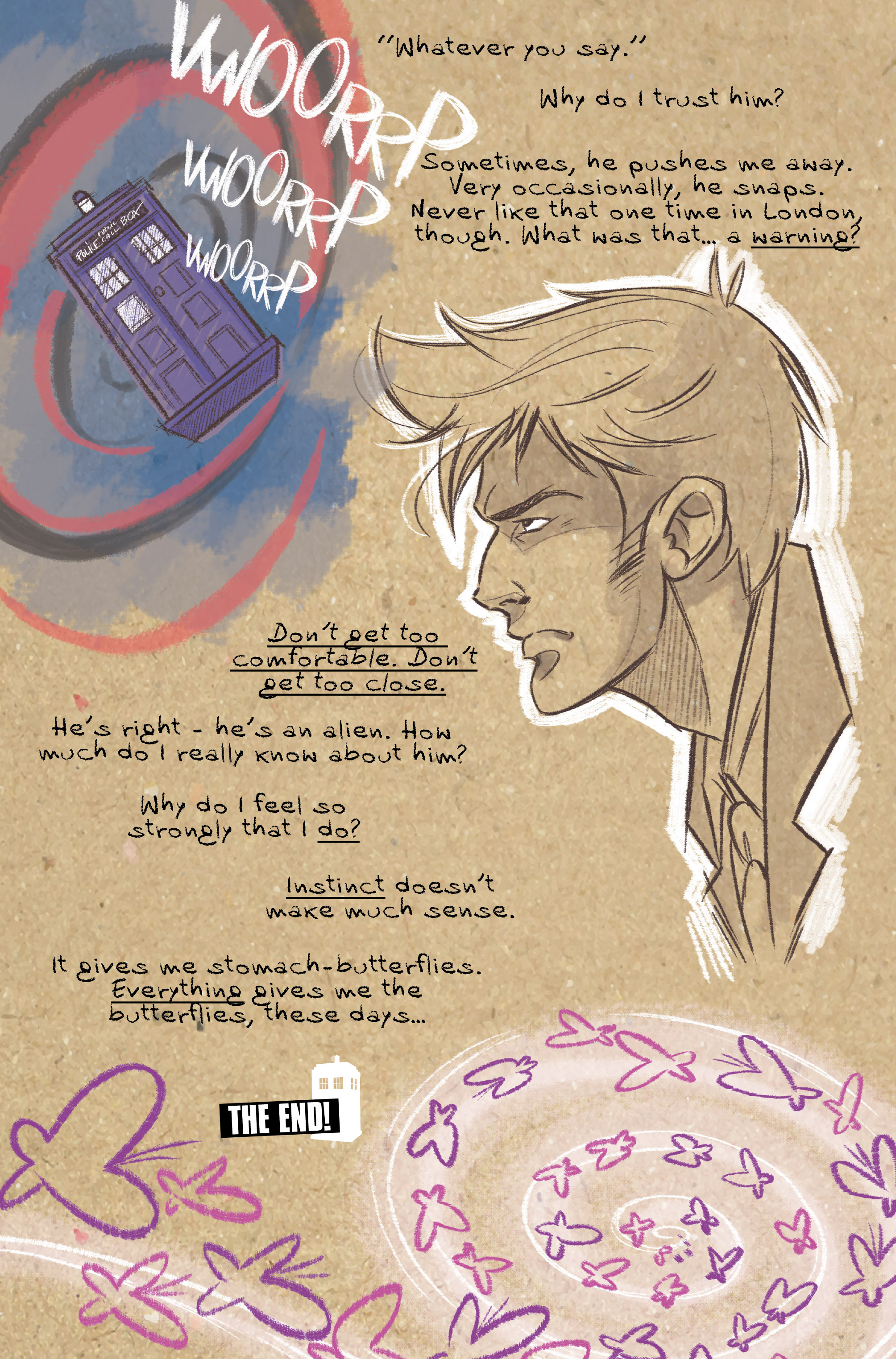 Read online Doctor Who: The Tenth Doctor Year Three comic -  Issue #5 - 29