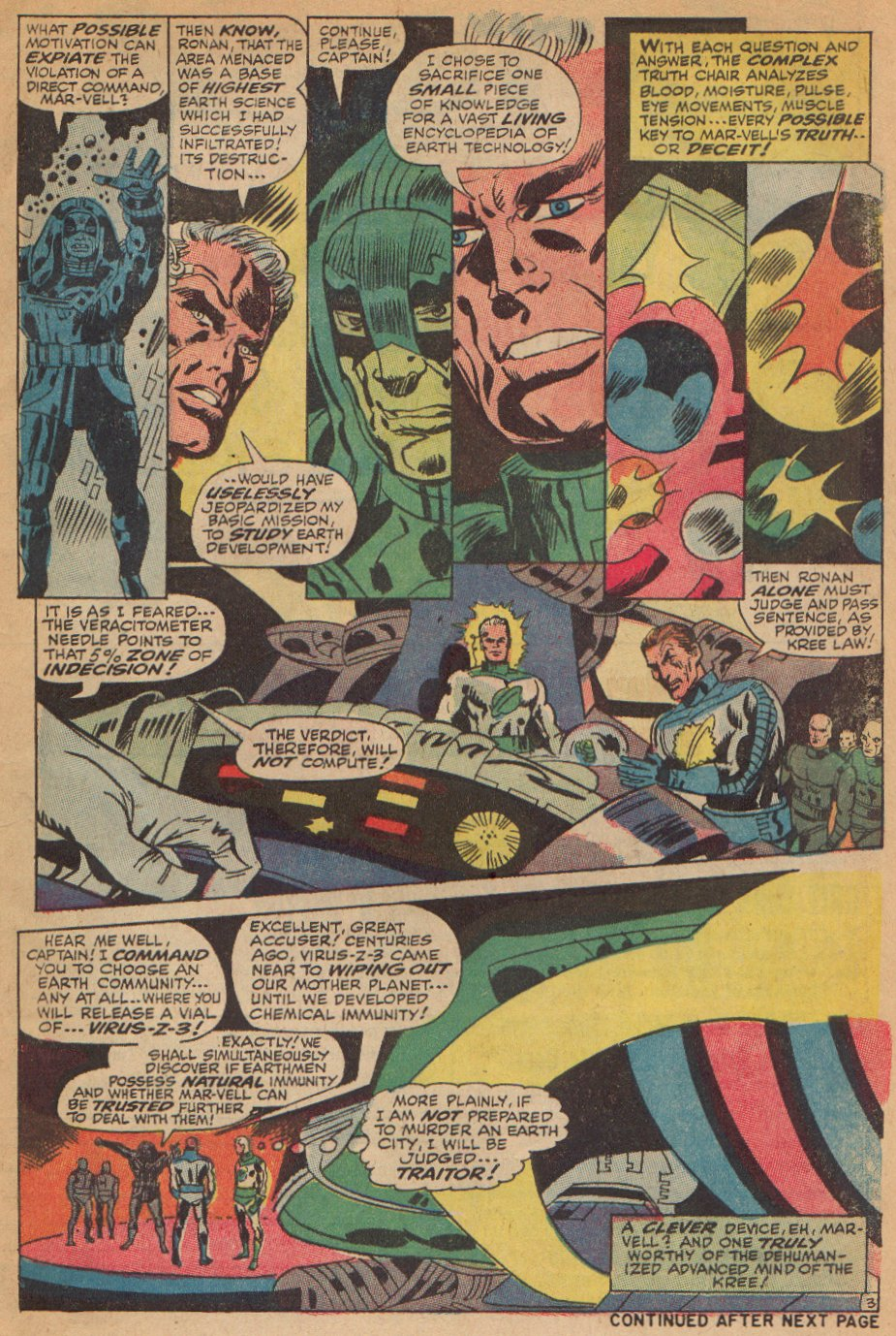 Captain Marvel (1968) Issue #7 #7 - English 4