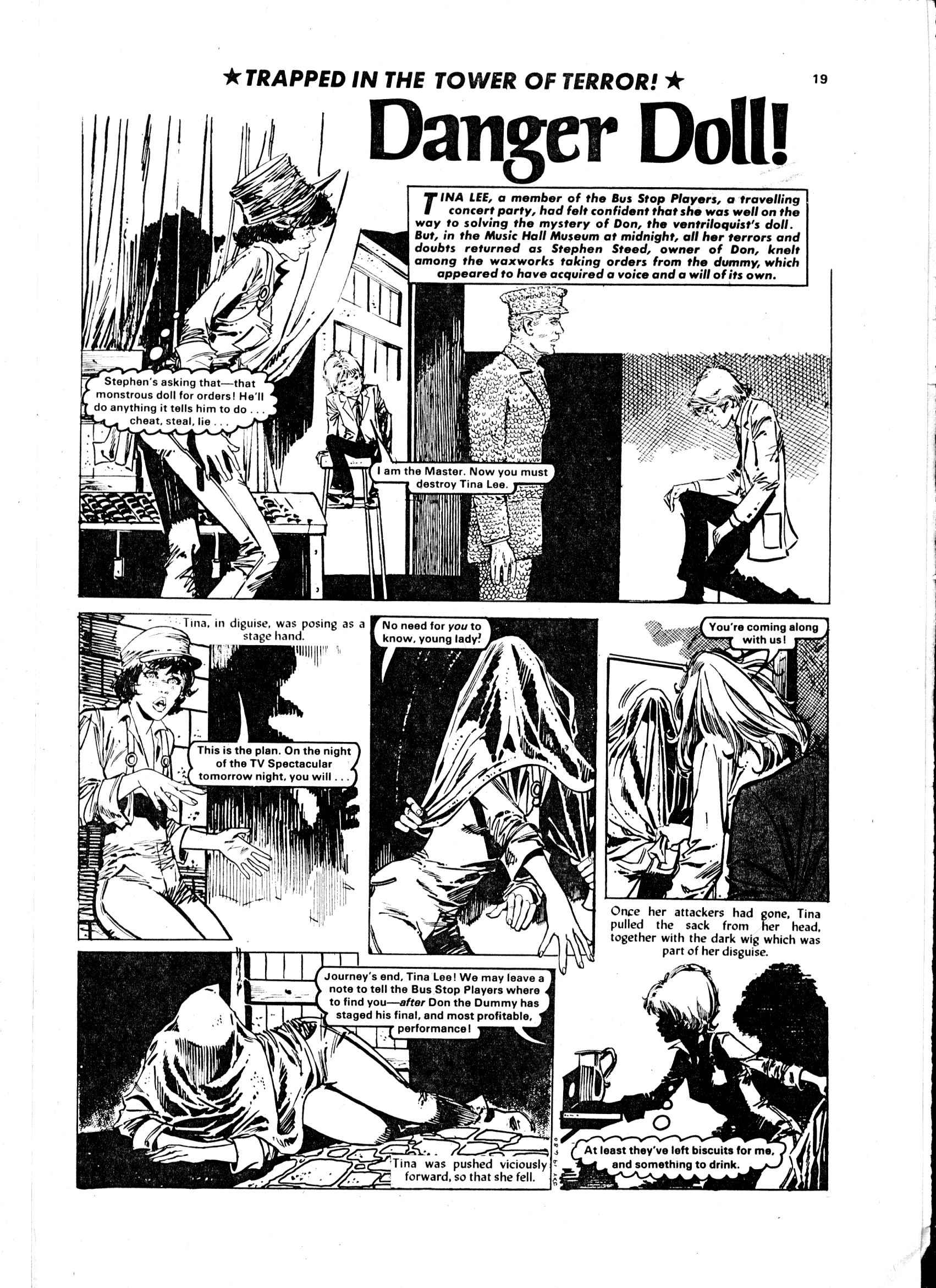 Read online Judy comic -  Issue #58 - 19