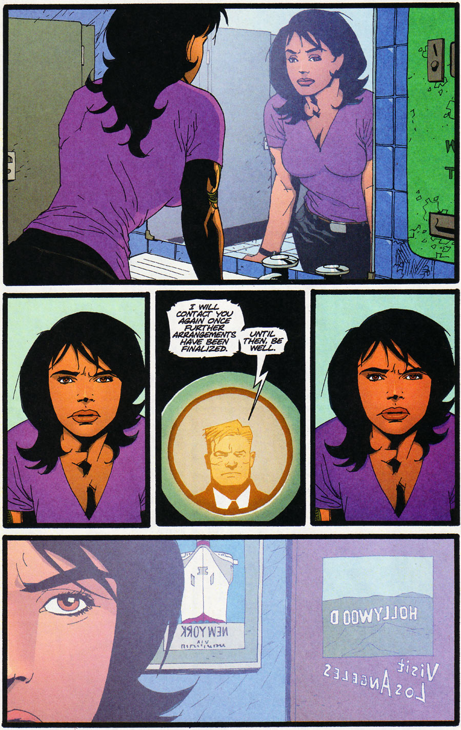 Wildcats (1999) Issue #12 #13 - English 12