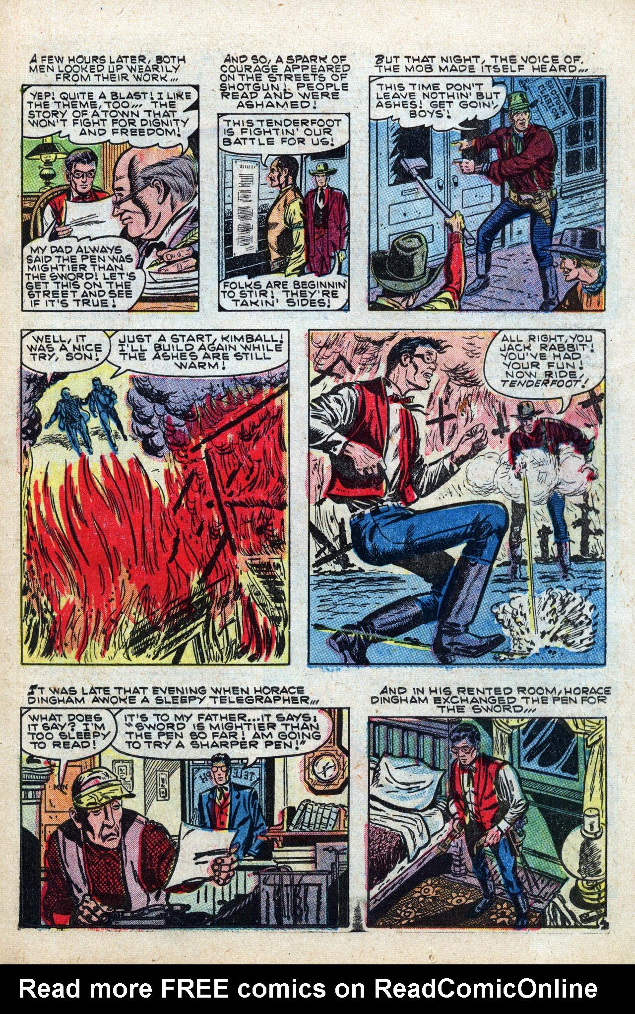 Read online Two-Gun Kid comic -  Issue #27 - 23