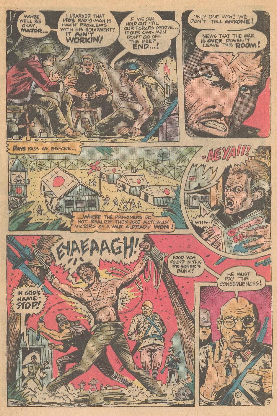 Read online Sgt. Rock comic -  Issue #363 - 25