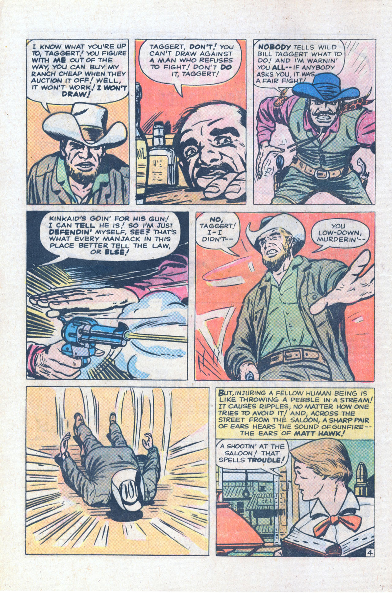 Read online Two-Gun Kid comic -  Issue #121 - 8