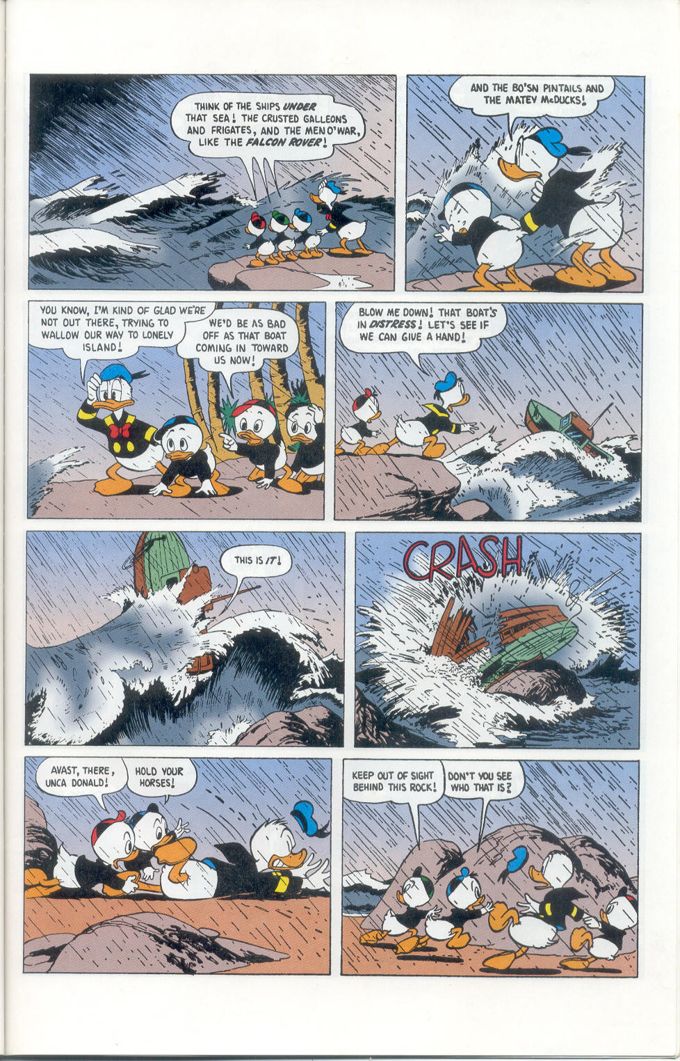 Read online Uncle Scrooge (1953) comic -  Issue #310 - 59