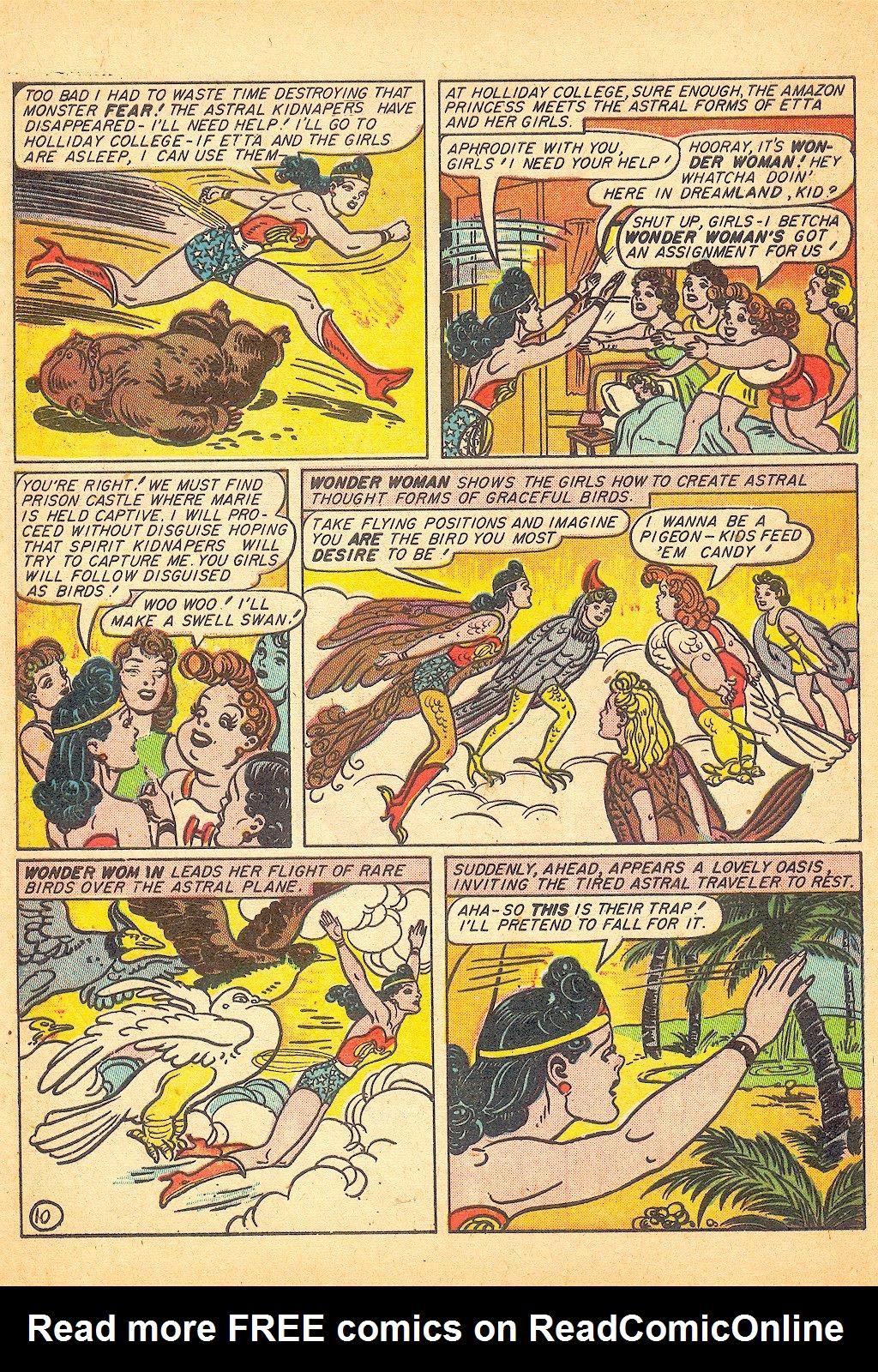 Read online Sensation (Mystery) Comics comic -  Issue #25 - 12