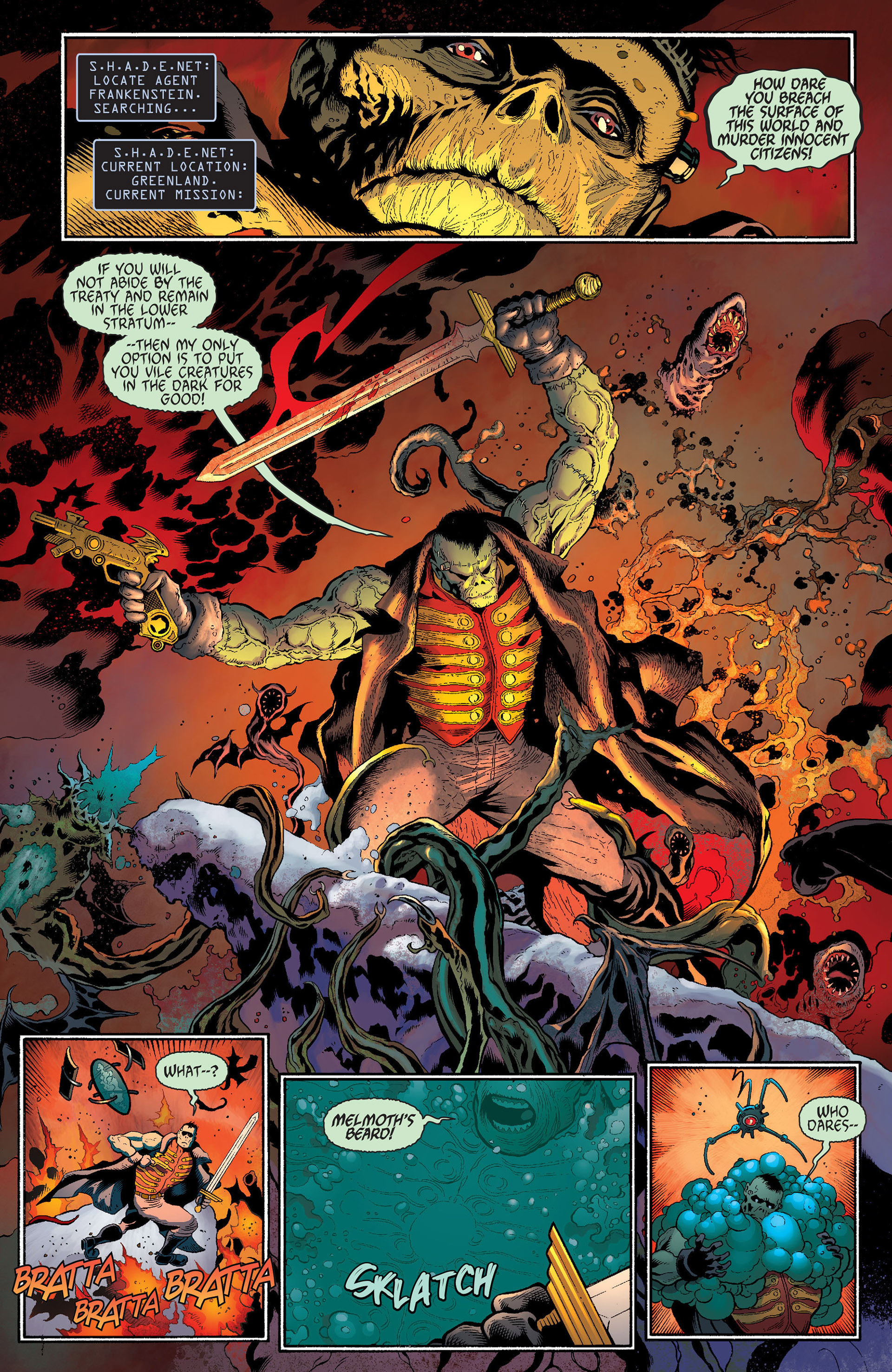 Read online Batman and Robin (2011) comic -  Issue #19 - 8