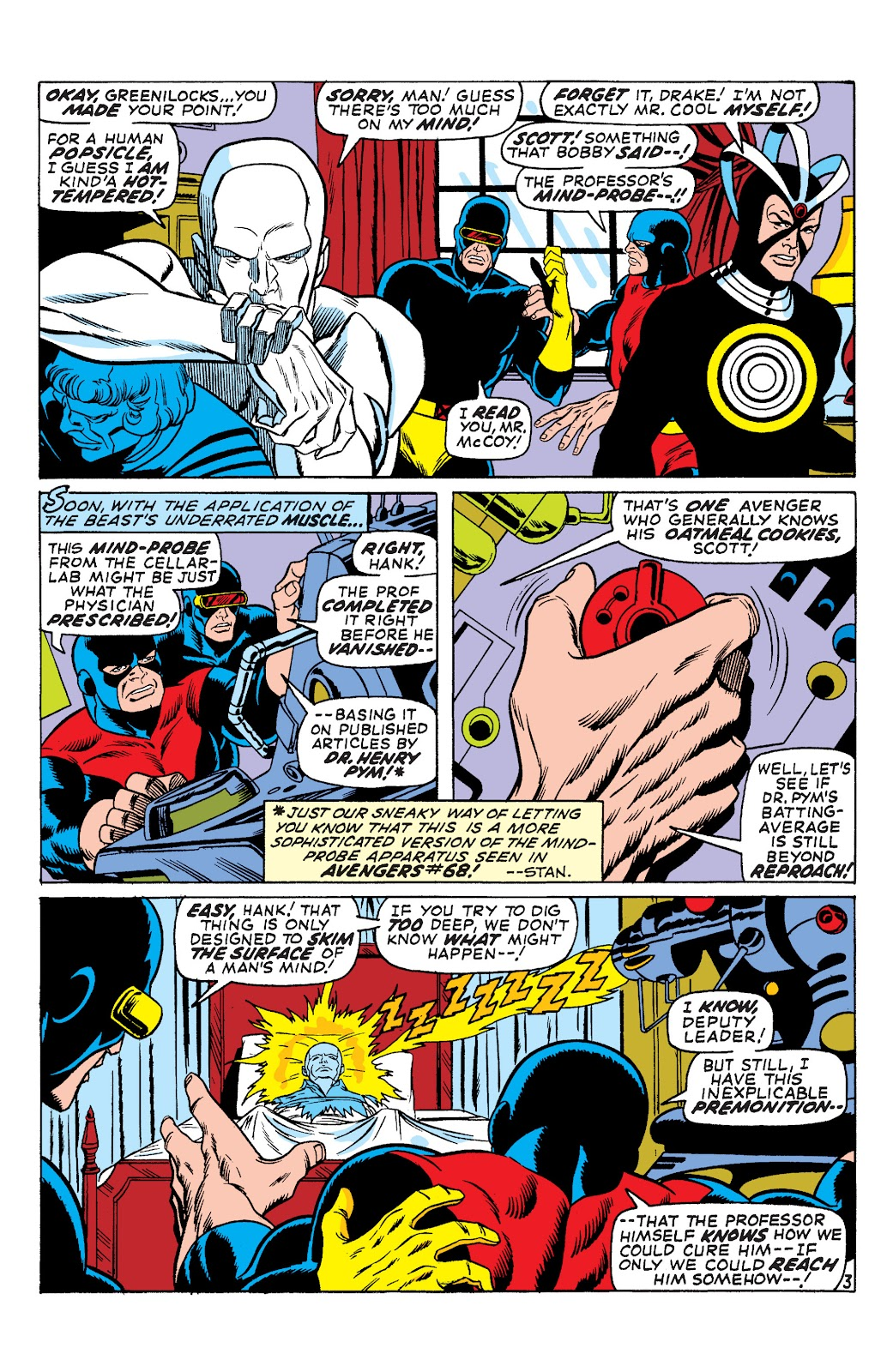 Uncanny X-Men (1963) issue 66 - Page 4
