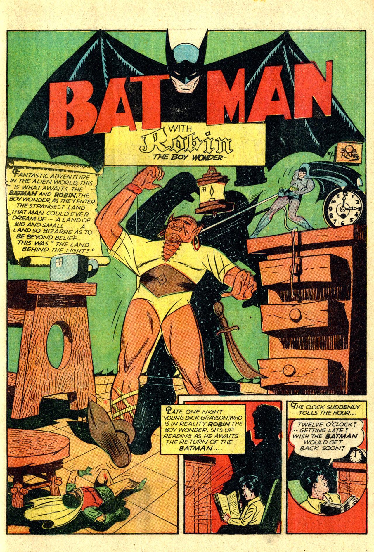 Read online Detective Comics (1937) comic -  Issue #44 - 3