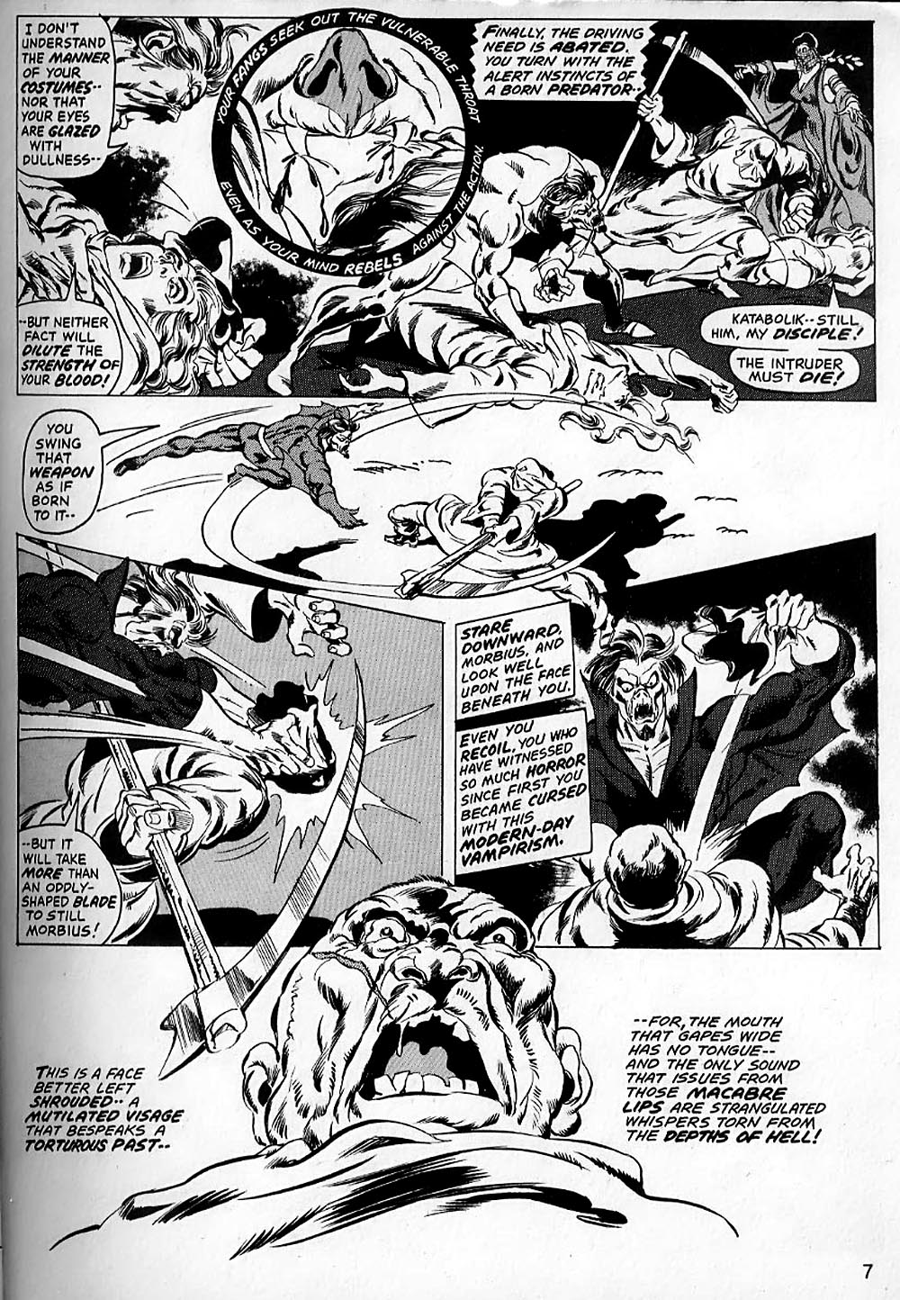 Vampire Tales issue 2 - Page 8