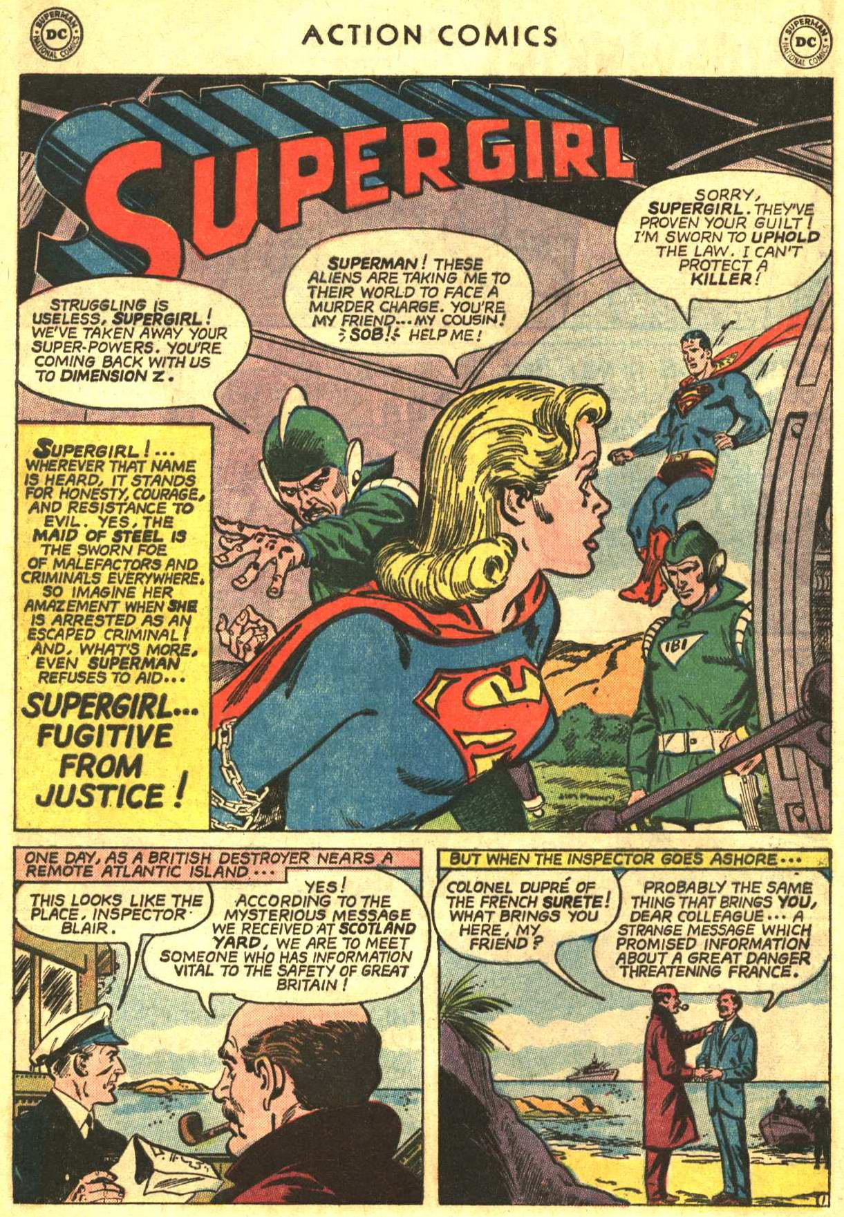 Read online Action Comics (1938) comic -  Issue #327 - 20