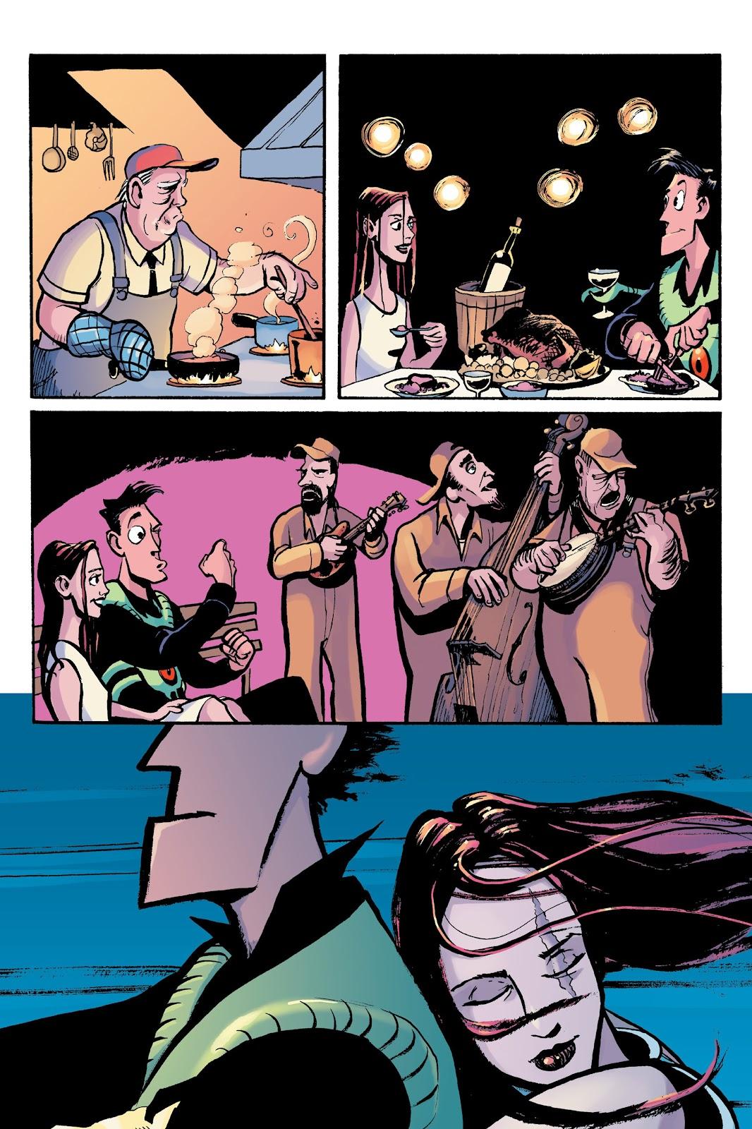 Read online Creature Tech (2019) comic -  Issue # TPB (Part 2) - 7