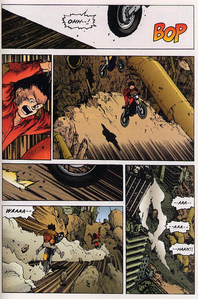 Read online Akira comic -  Issue #25 - 62