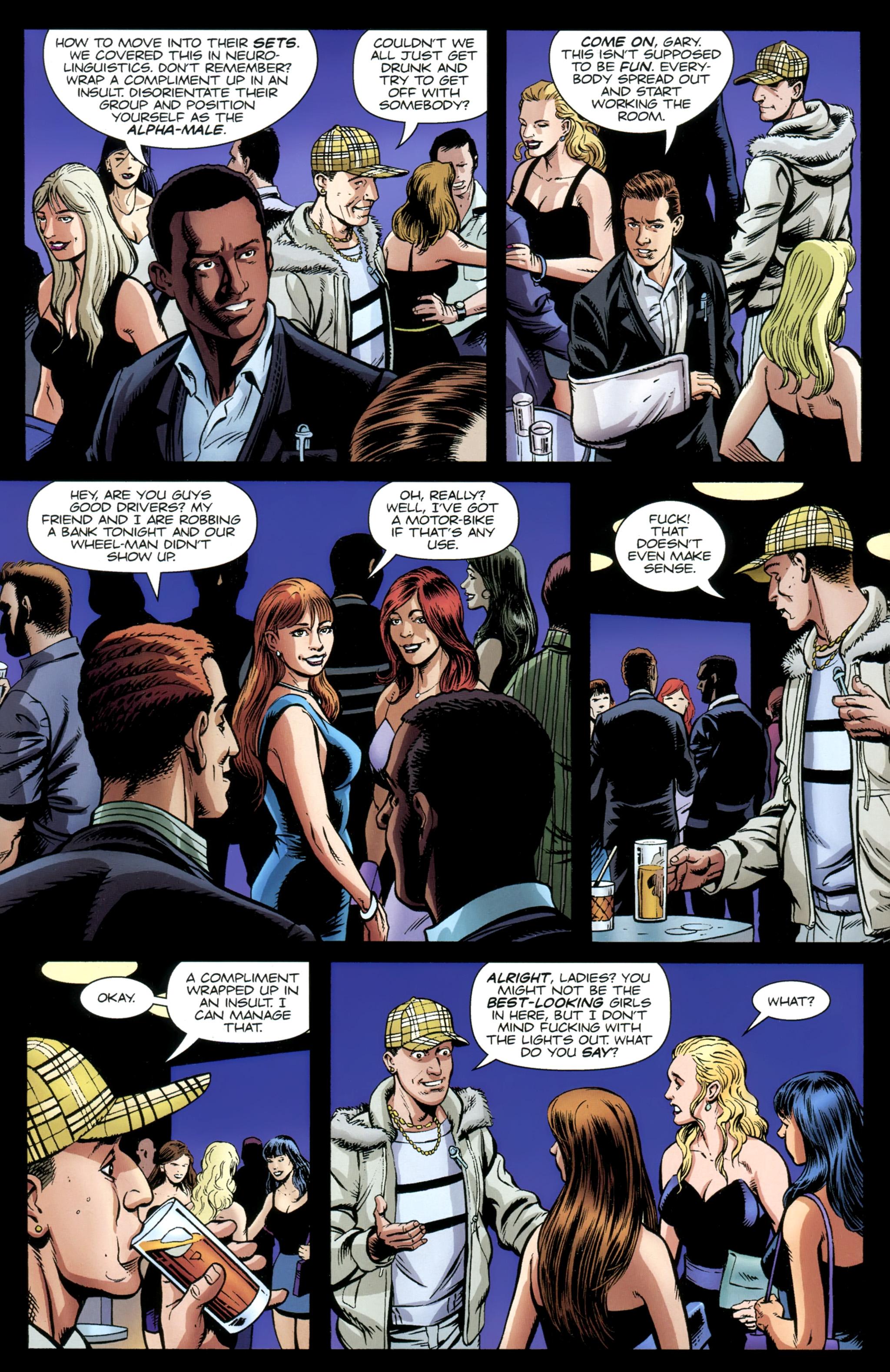 Read online Secret Service comic -  Issue #3 - 21