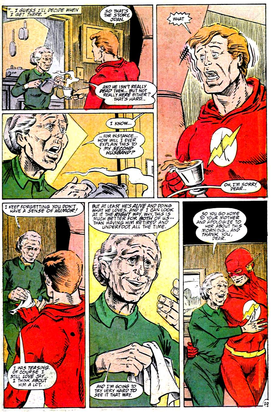 Read online The Flash (1987) comic -  Issue # _Annual 3 - 30