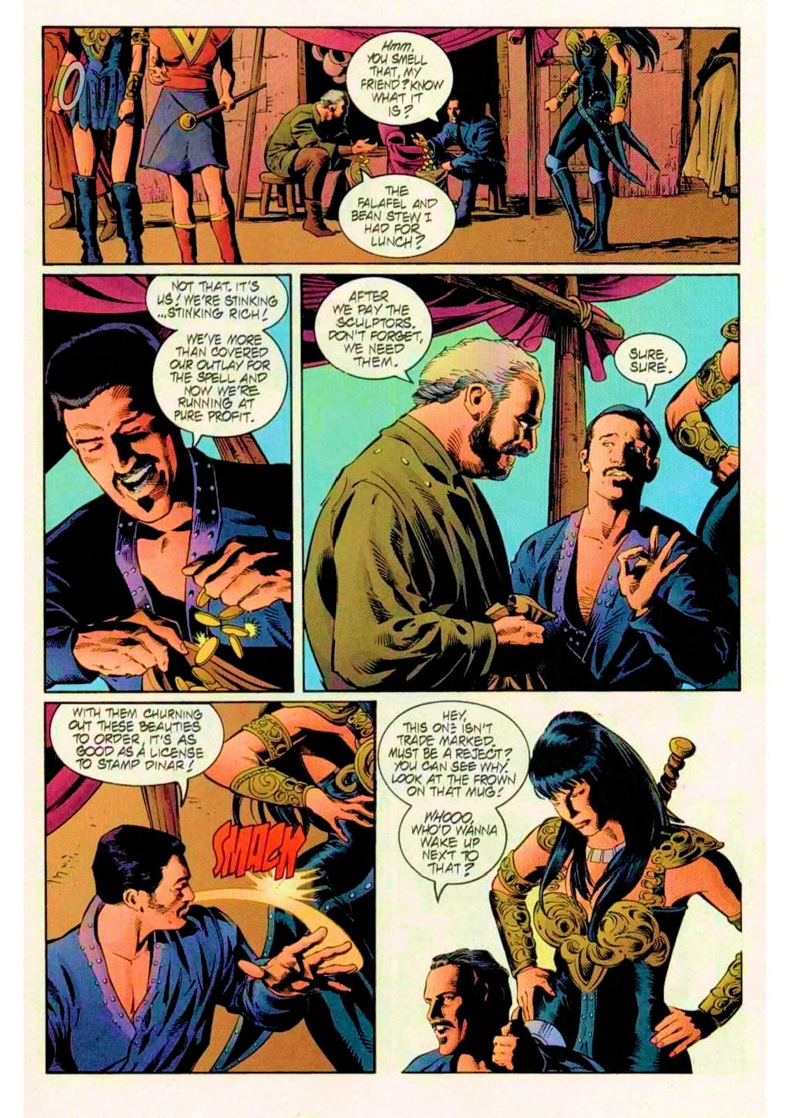 Xena: Warrior Princess (1999) Issue #14 #14 - English 8