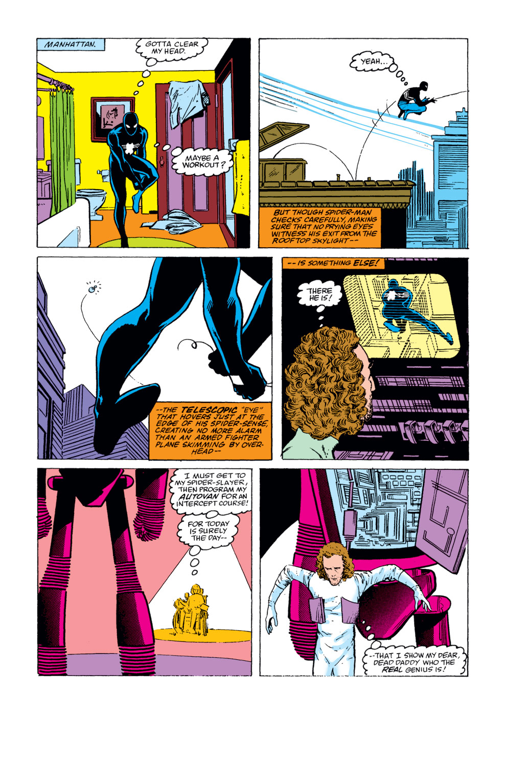The Amazing Spider-Man (1963) 291 Page 11