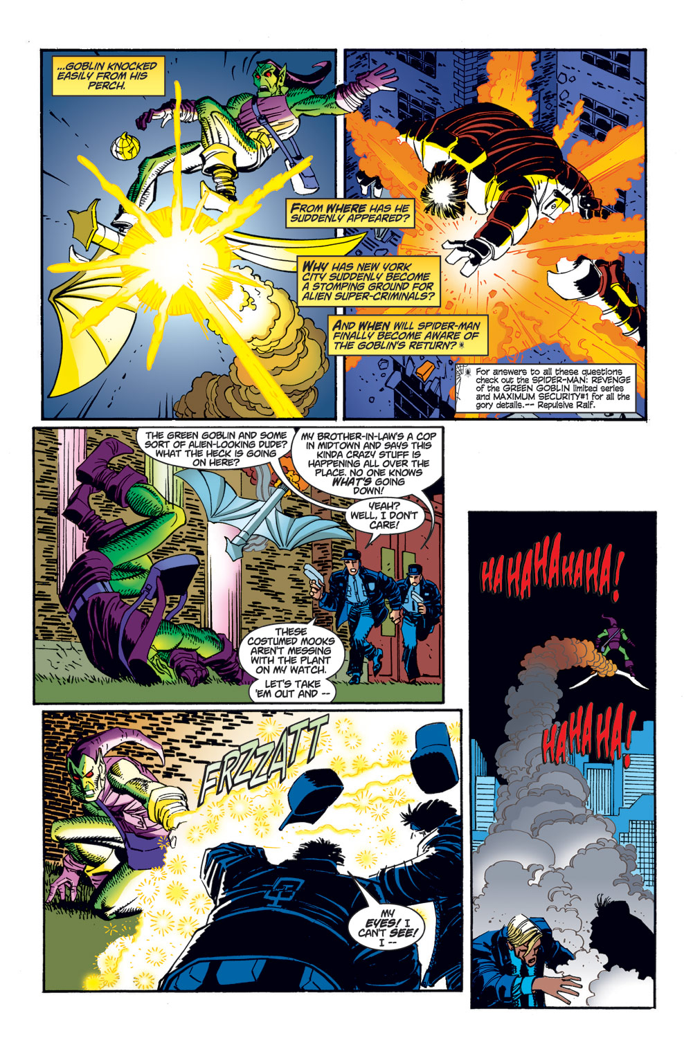 The Amazing Spider-Man (1999) 24 Page 6