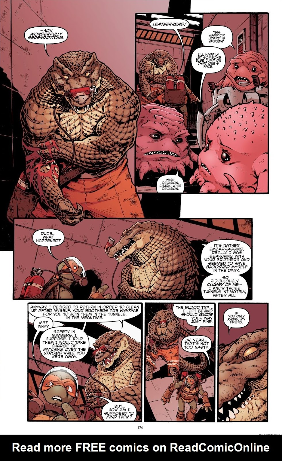 Read online Teenage Mutant Ninja Turtles: The IDW Collection comic -  Issue # TPB 7 (Part 2) - 68