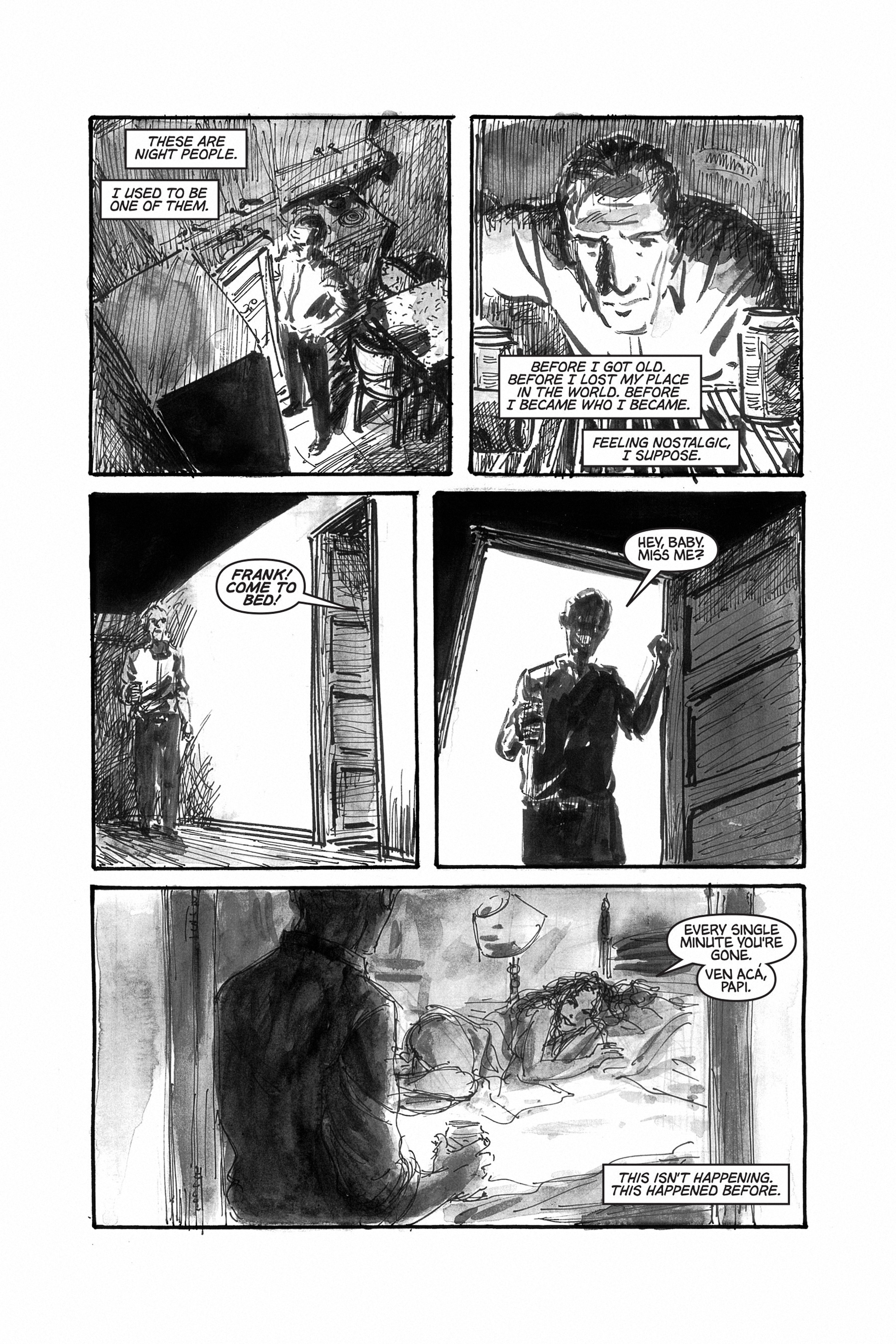 Read online Tumor comic -  Issue # TPB - 32
