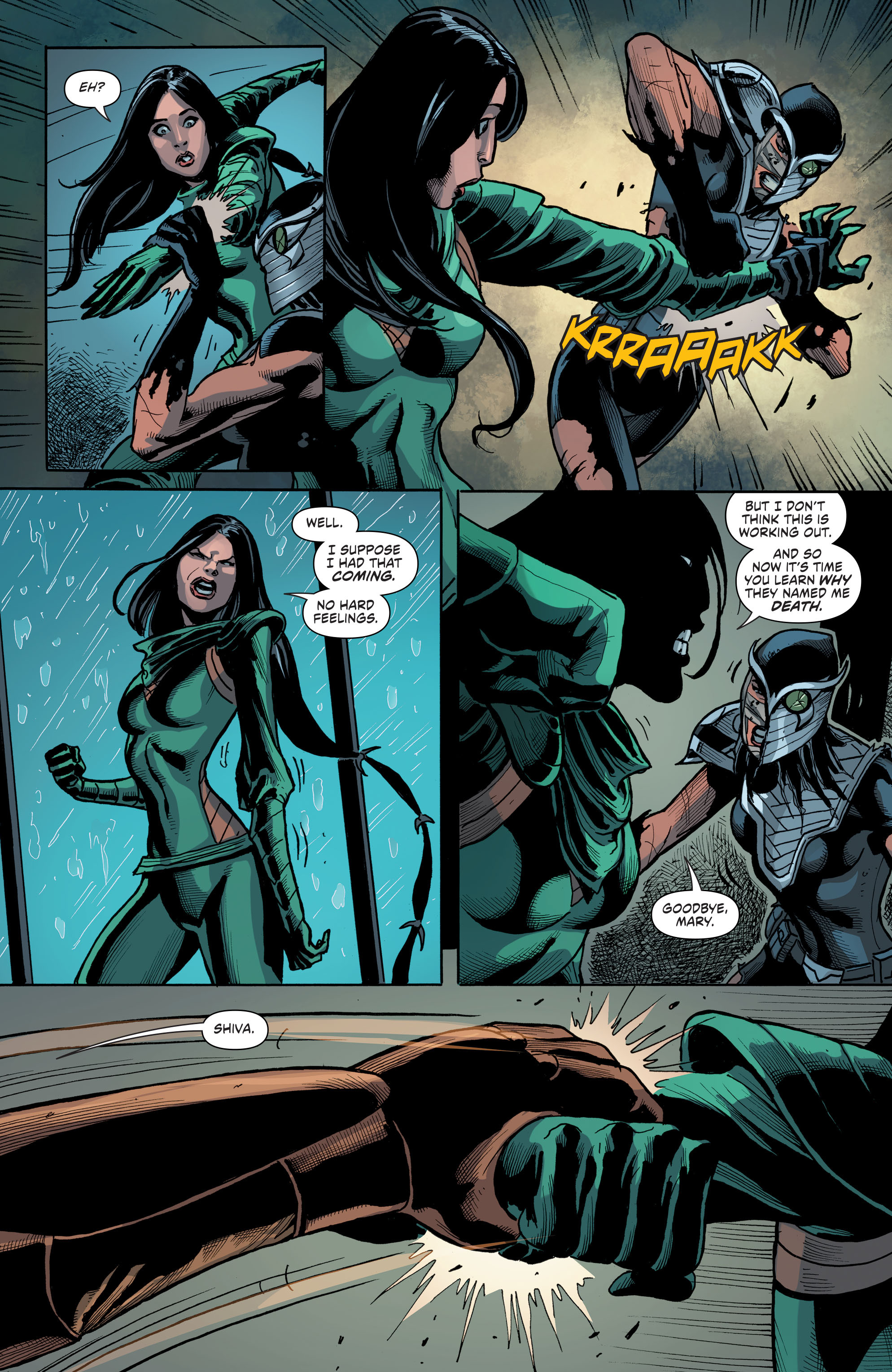 Read online Secret Six (2015) comic -  Issue #14 - 19