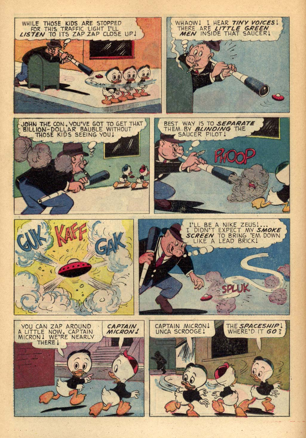 Read online Uncle Scrooge (1953) comic -  Issue #65 - 16
