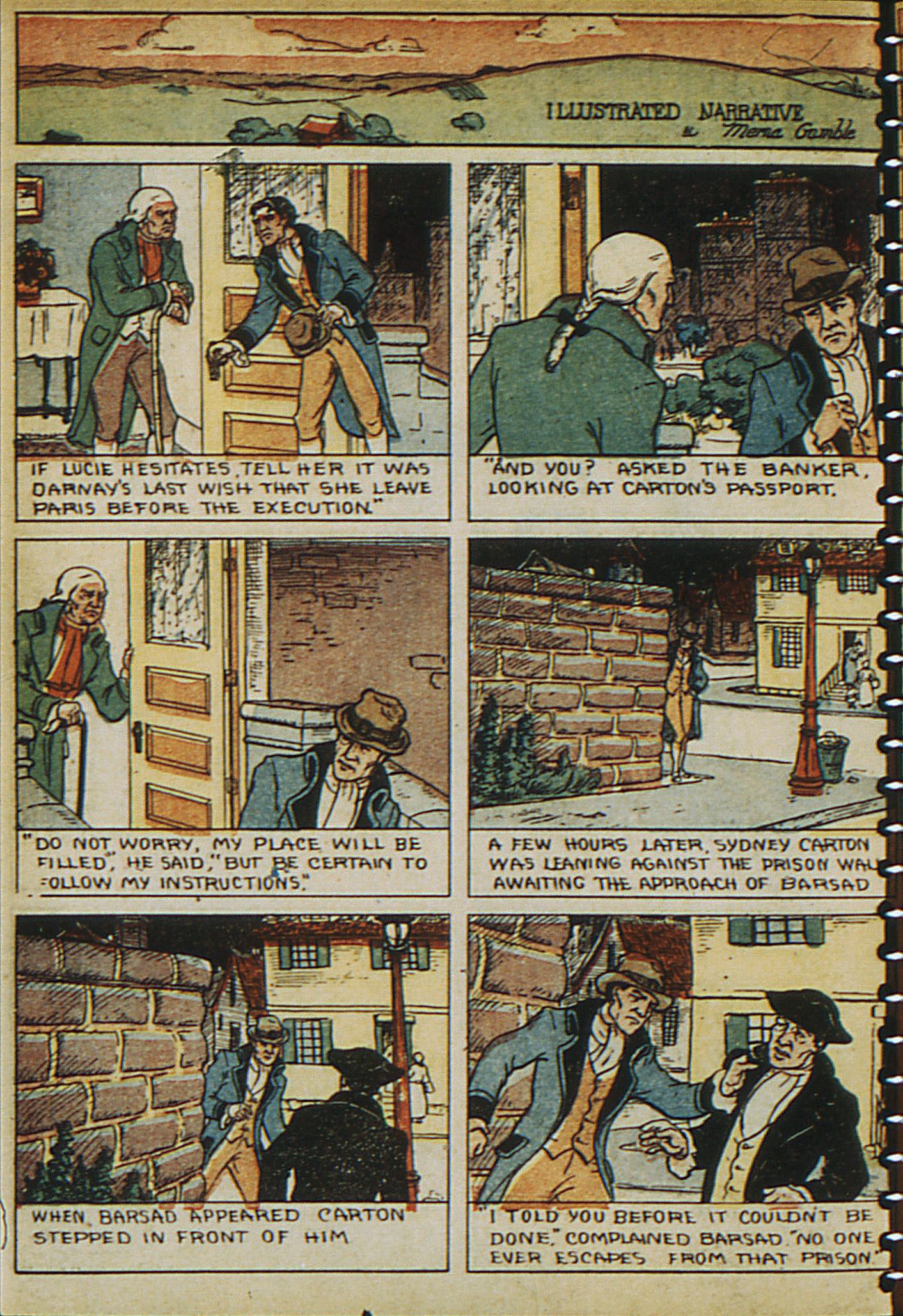 Read online Adventure Comics (1938) comic -  Issue #23 - 8