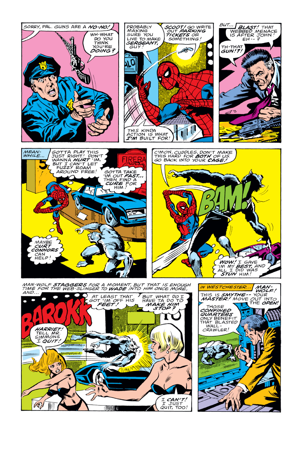 The Amazing Spider-Man (1963) 190 Page 6