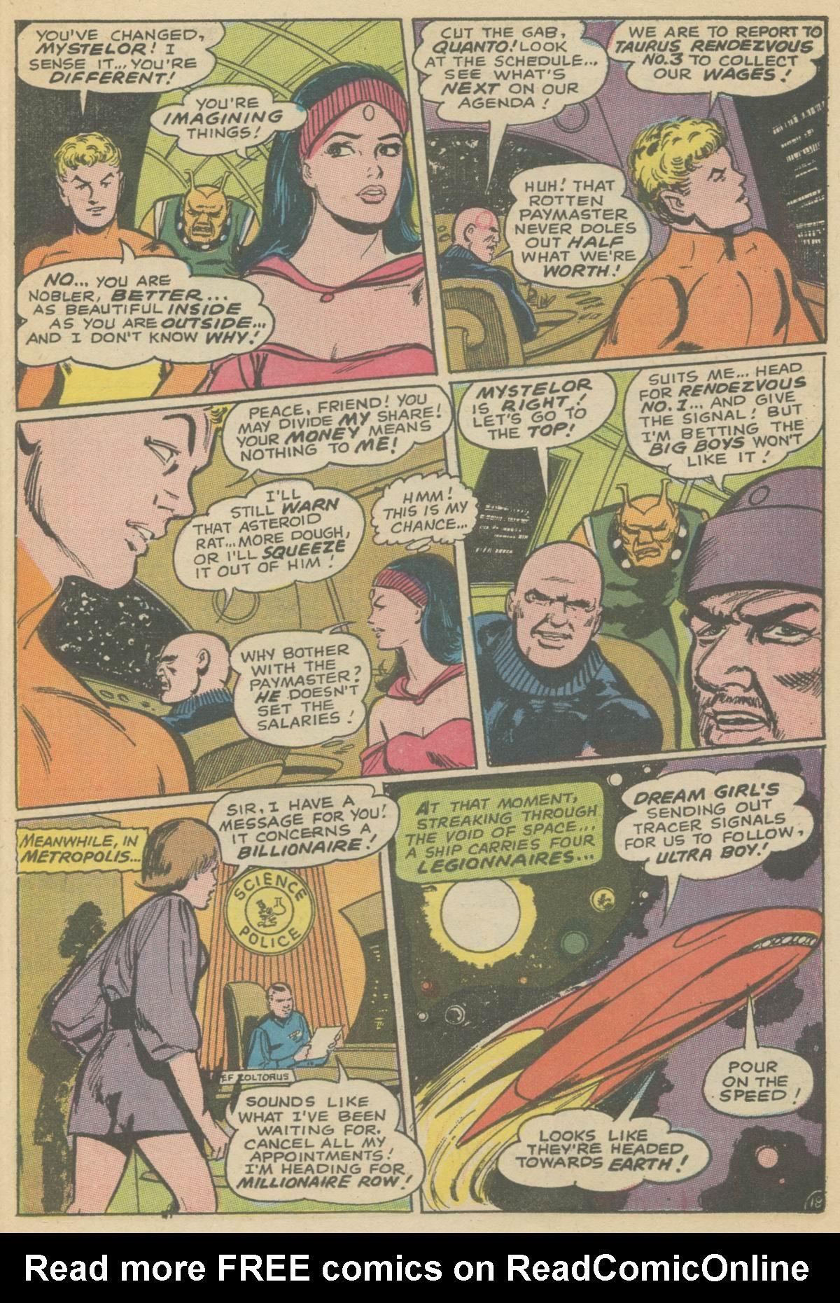 Read online Adventure Comics (1938) comic -  Issue #374 - 23