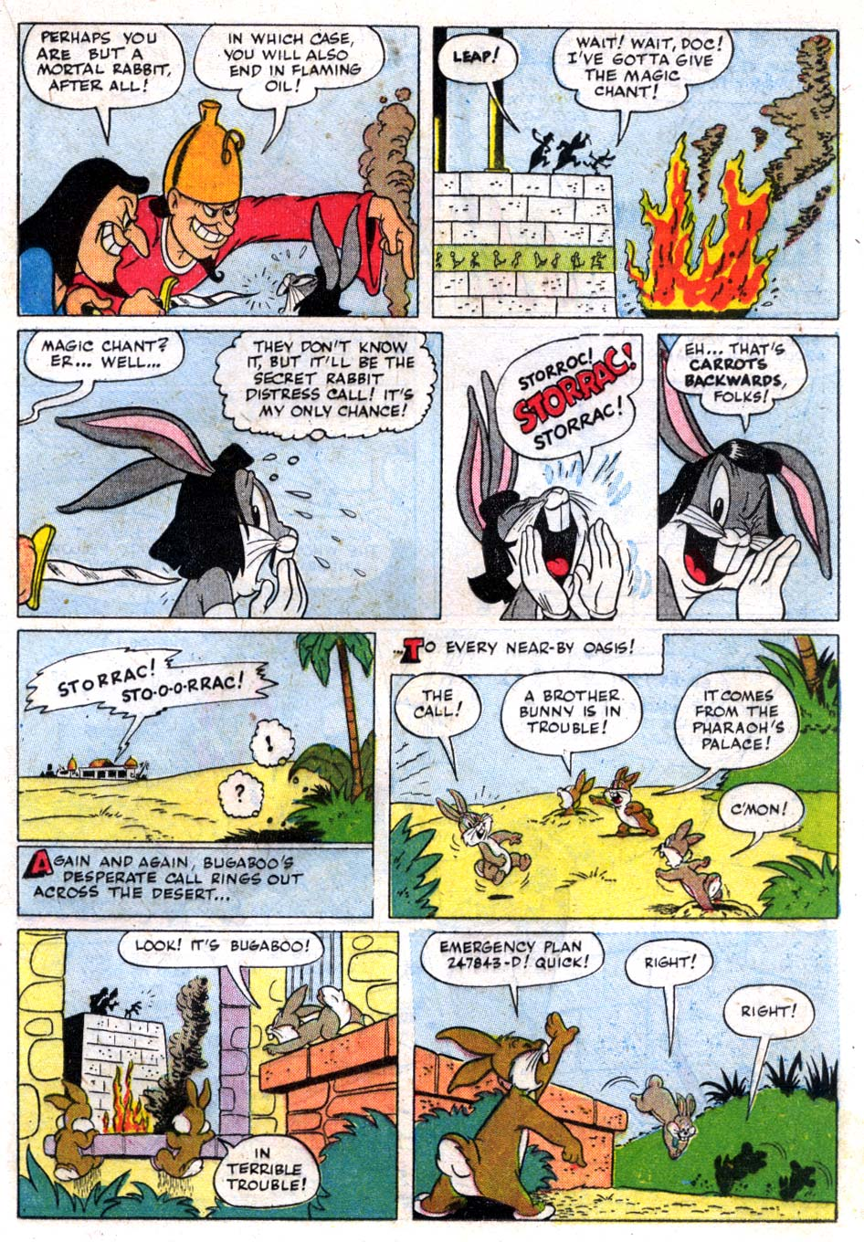 Four Color Comics issue 498 - Page 17