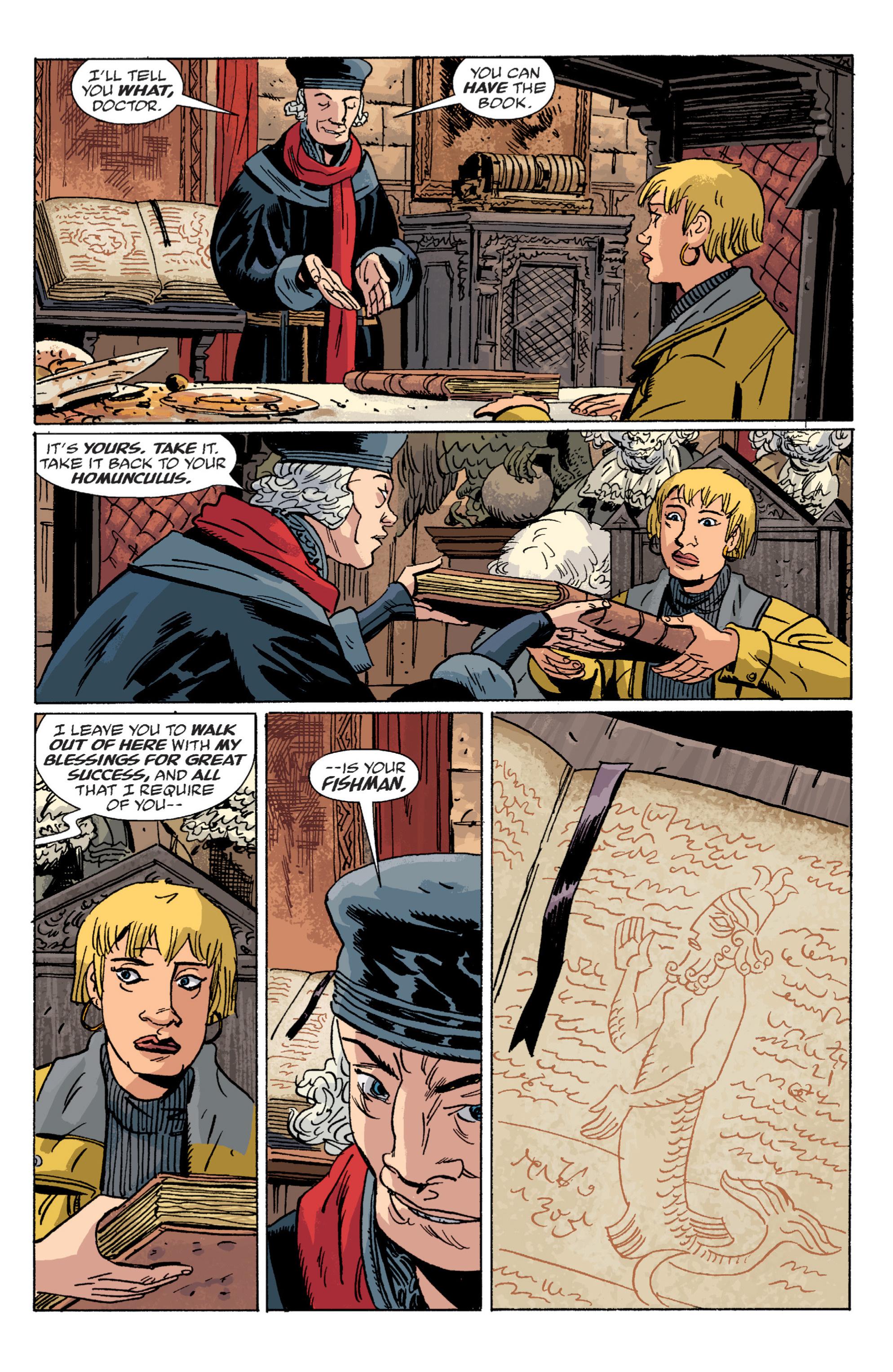 Read online B.P.R.D. (2003) comic -  Issue # TPB 6 - 84