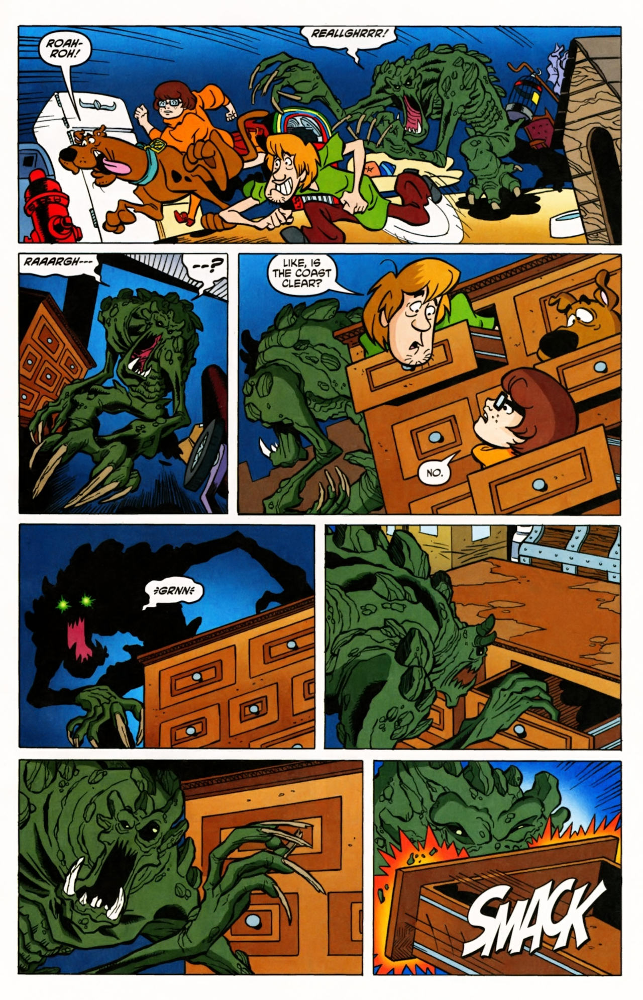 Read online Scooby-Doo (1997) comic -  Issue #145 - 8