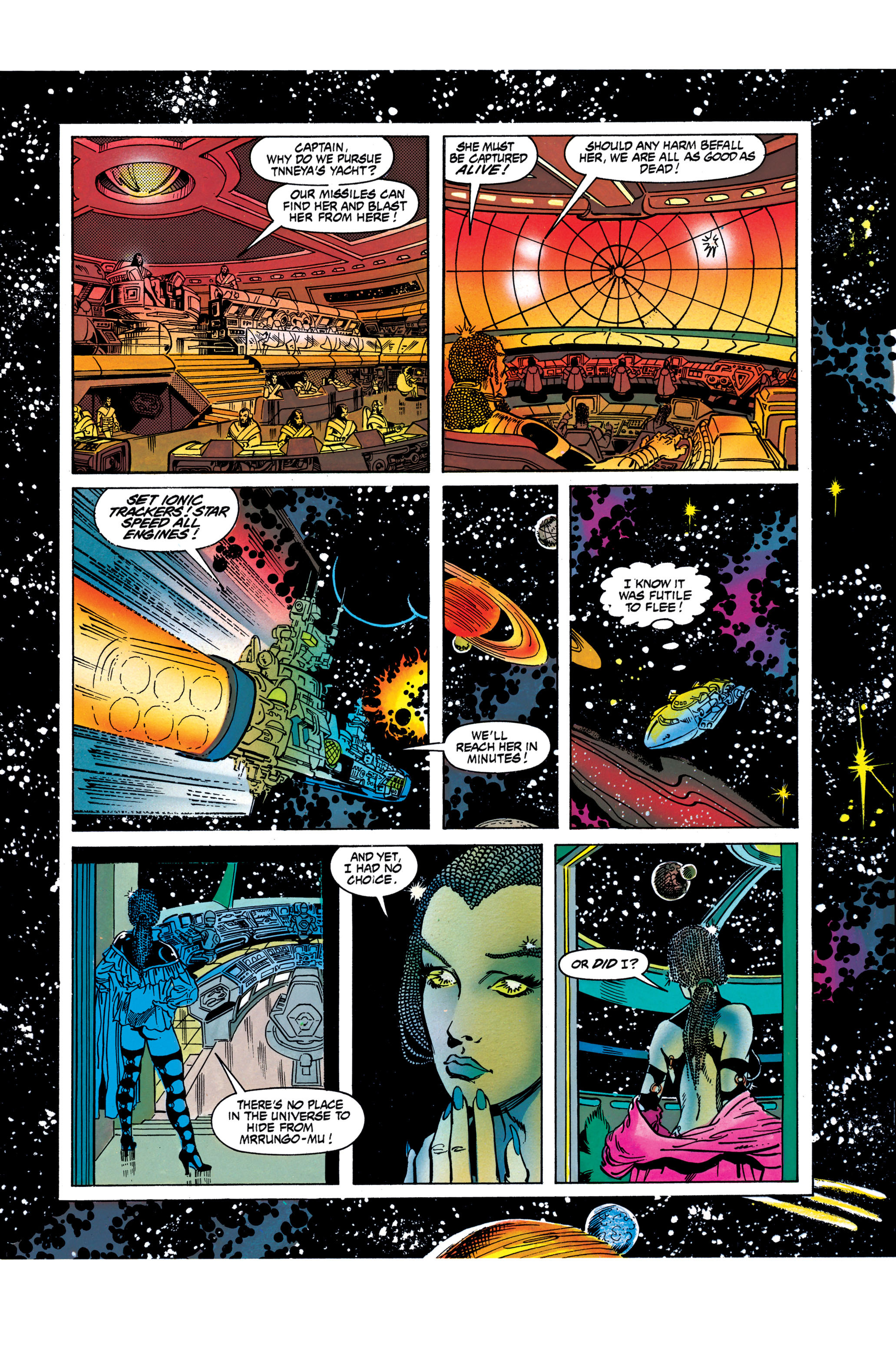 Read online Silver Surfer: Parable comic -  Issue # TPB - 92