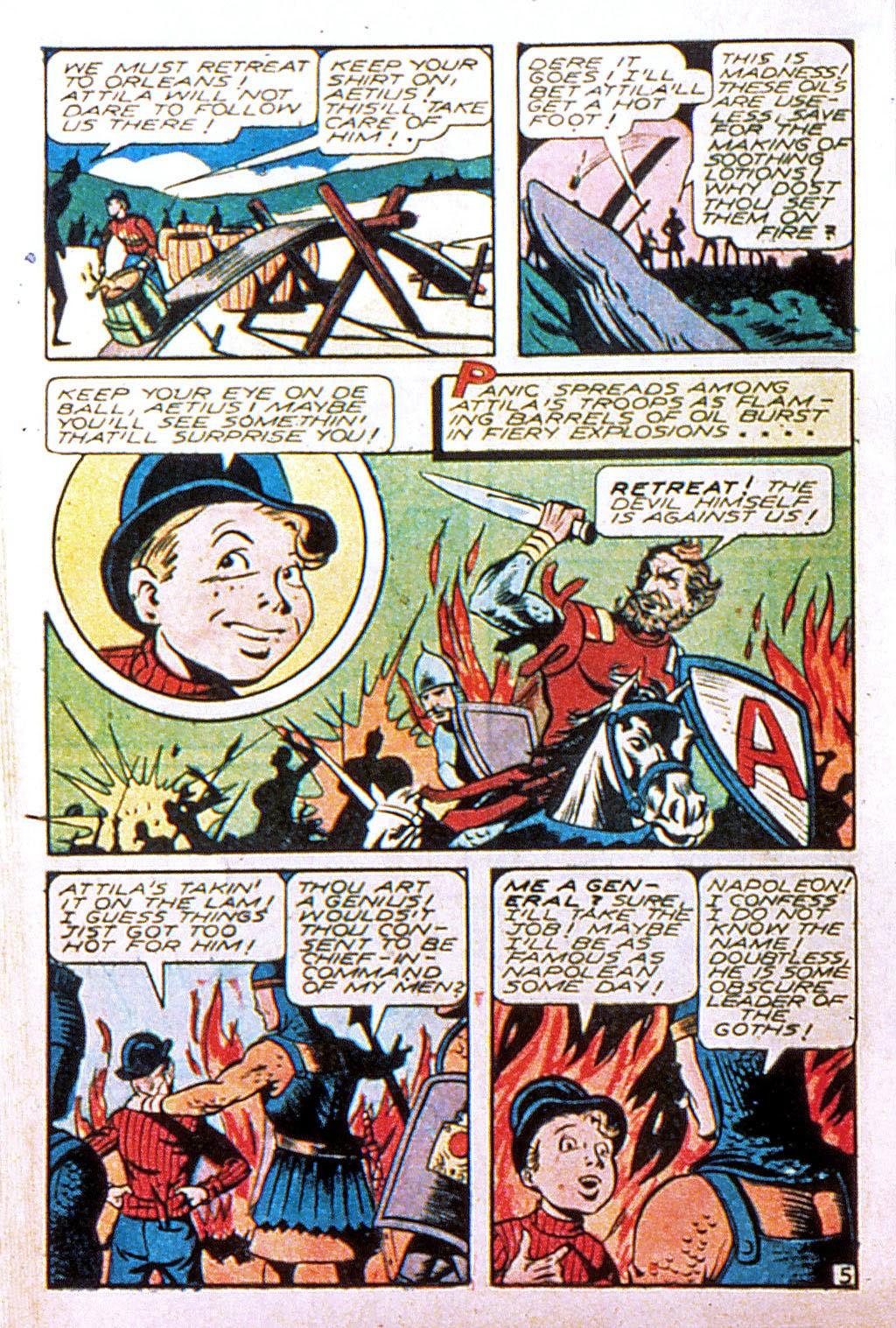 Read online Mystic Comics (1944) comic -  Issue #2 - 40