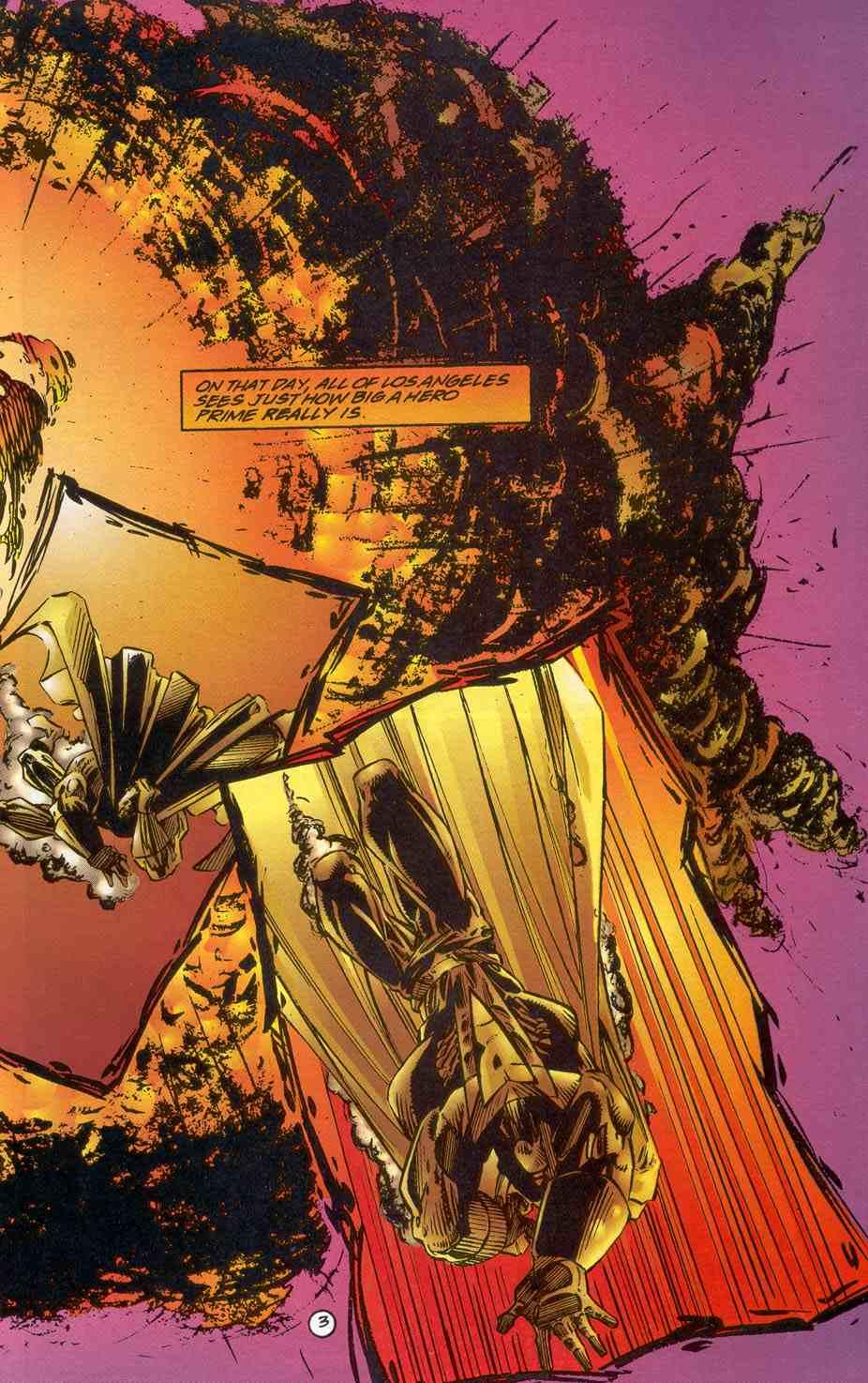 Read online Ultraverse Premiere comic -  Issue #3 - 5
