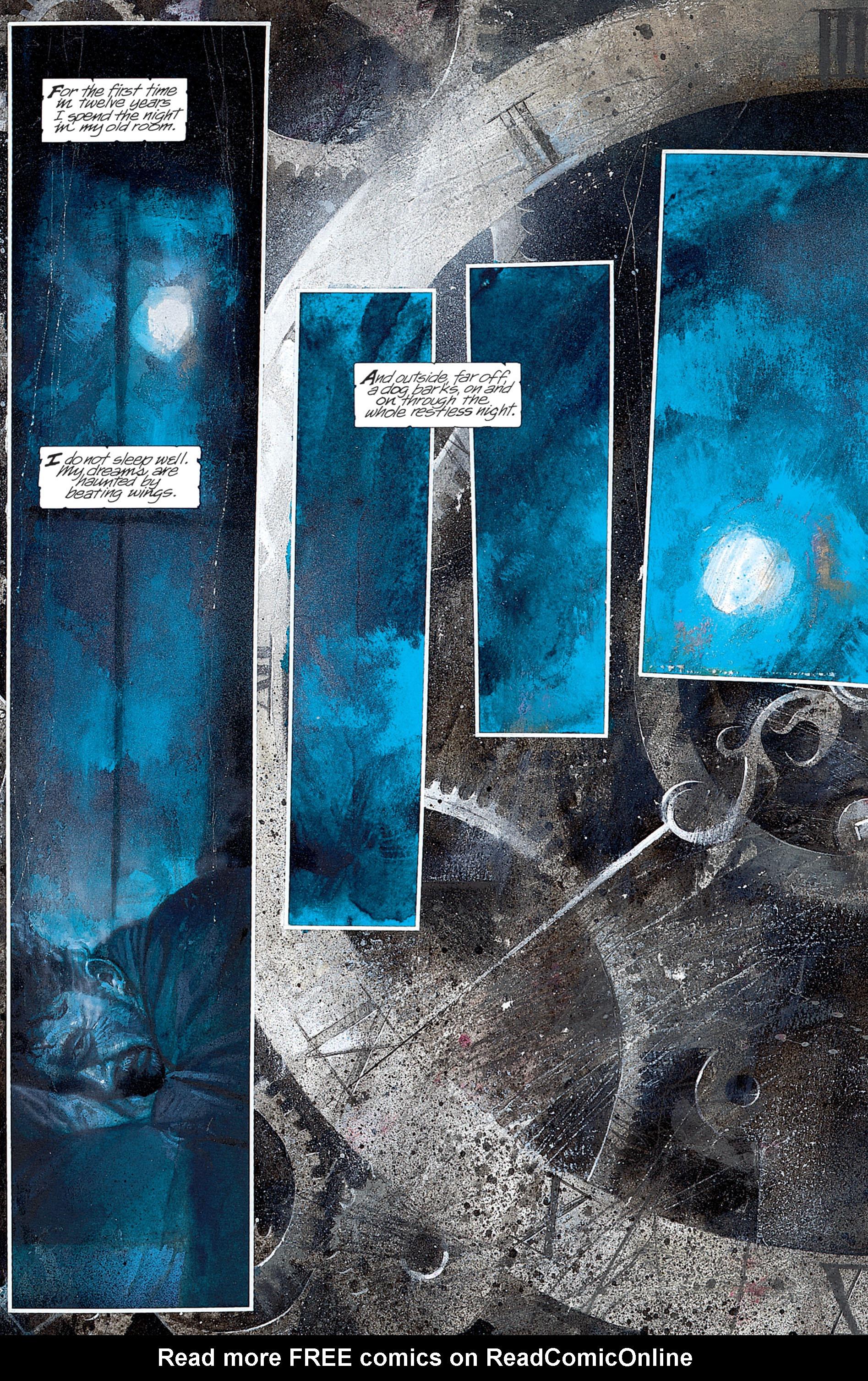 Read online Arkham Asylum comic -  Issue #Arkham Asylum Full - 21