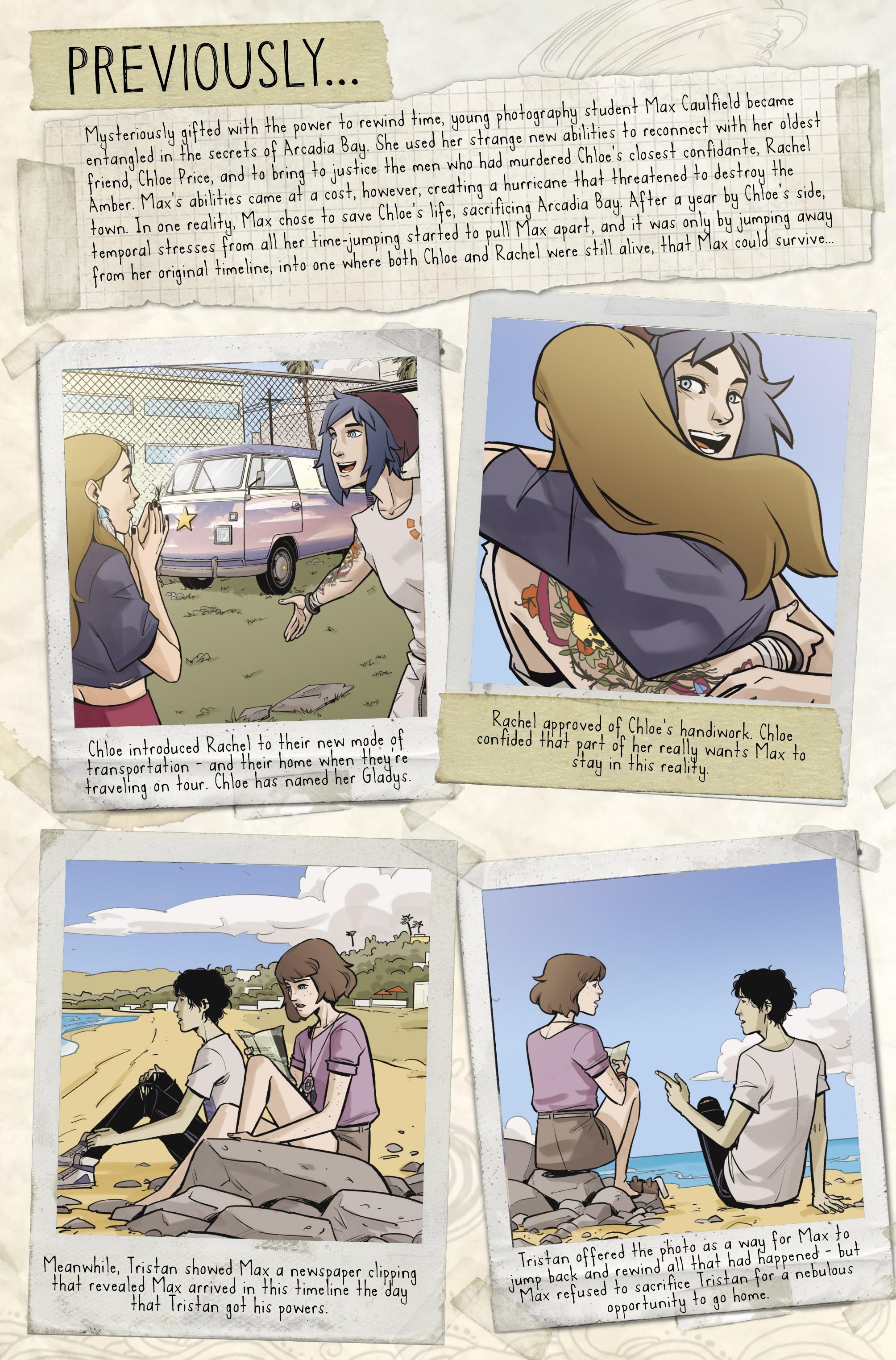 Life is Strange 11  #11 - English 4