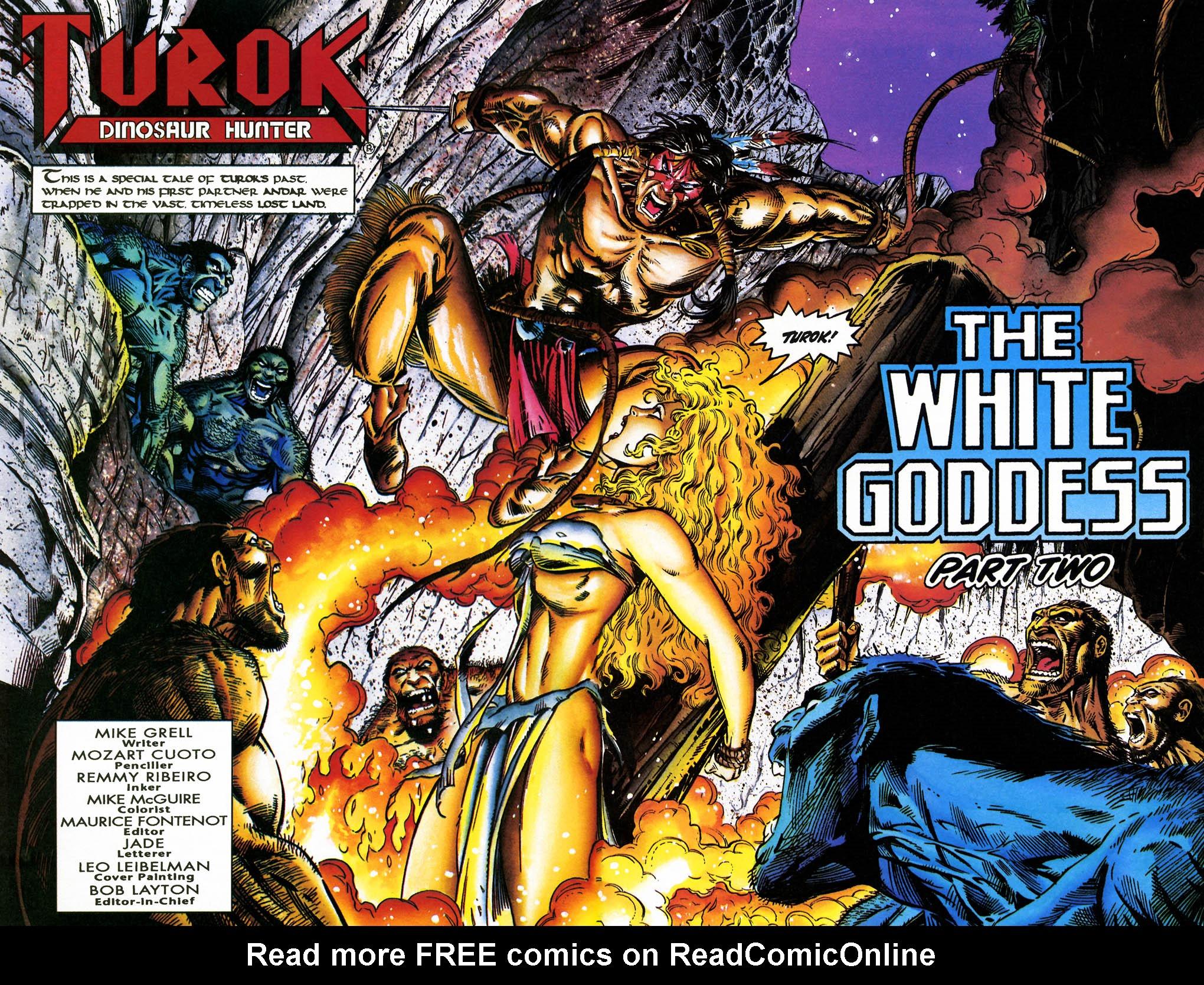 Read online Turok, Dinosaur Hunter (1993) comic -  Issue #35 - 3