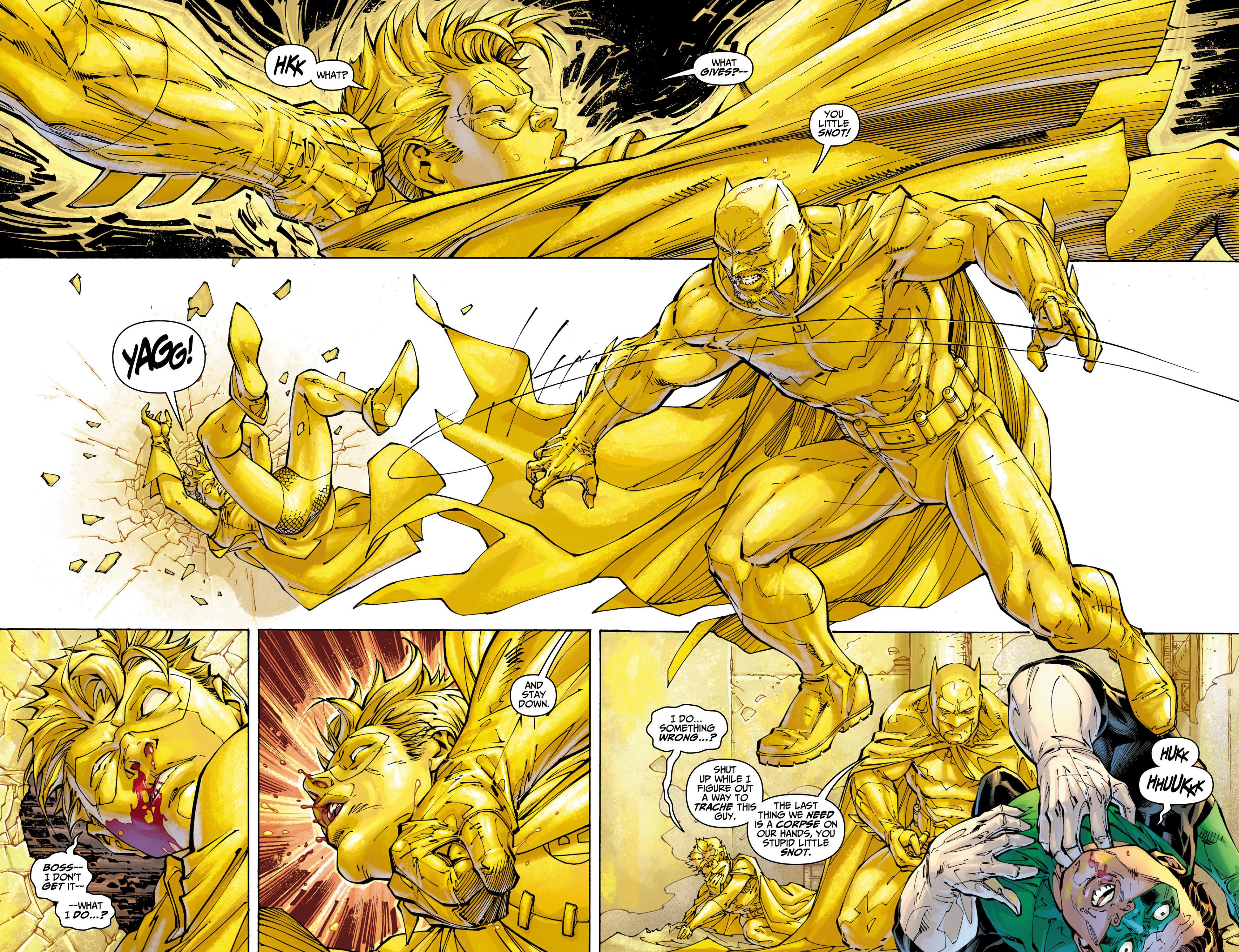 Read online All Star Batman & Robin, The Boy Wonder comic -  Issue #9 - 15