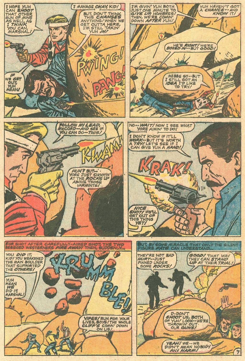 Kid Colt Outlaw issue 136 - Page 21