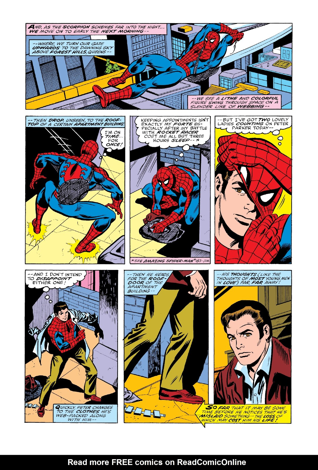 Read online Marvel Masterworks: The Spectacular Spider-Man comic -  Issue # TPB 2 (Part 2) - 3