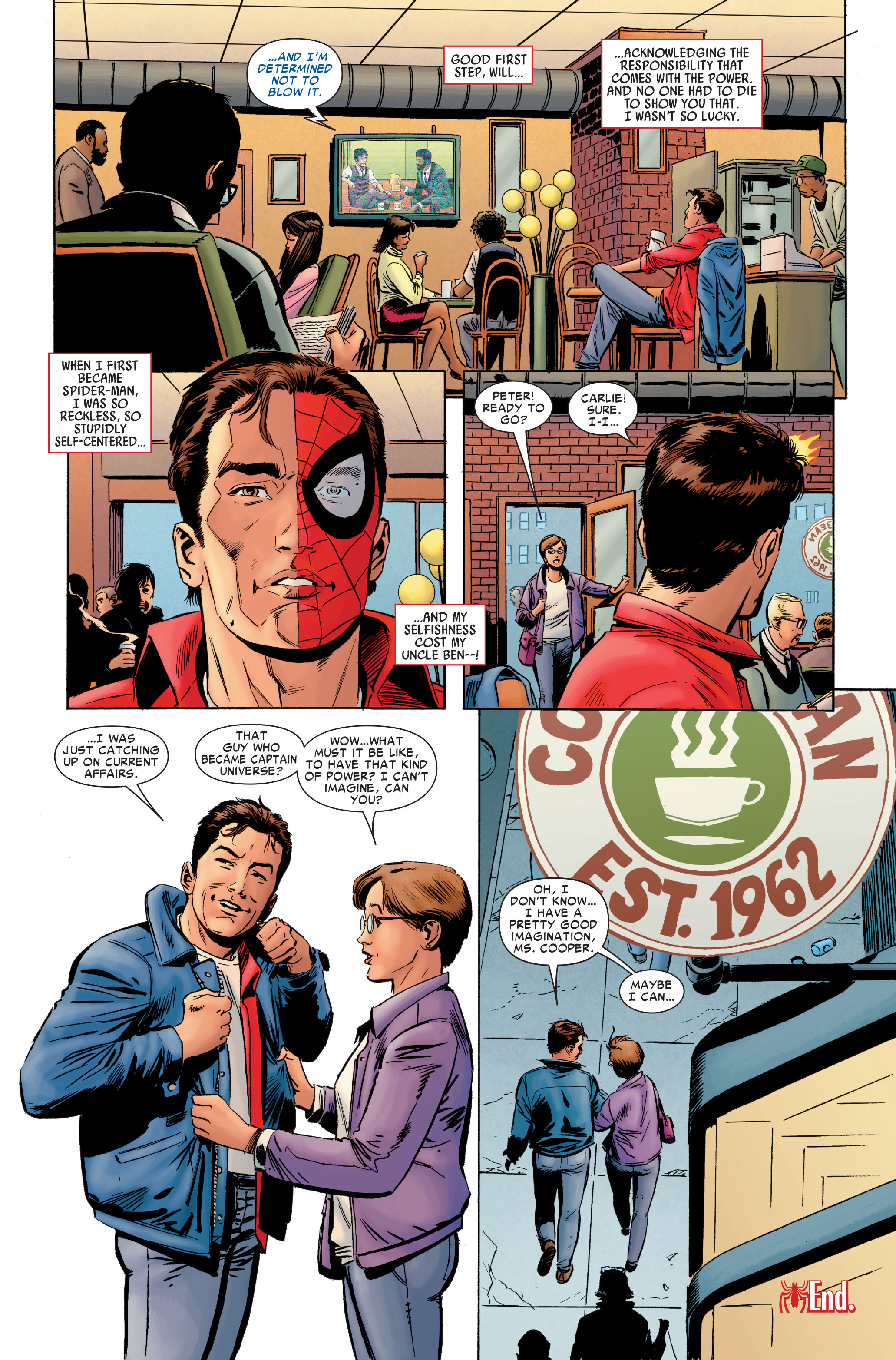 The Amazing Spider-Man (1963) 629 Page 23