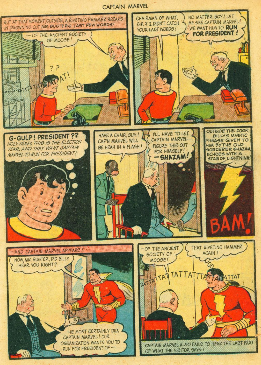 Captain Marvel Adventures issue 41 - Page 31