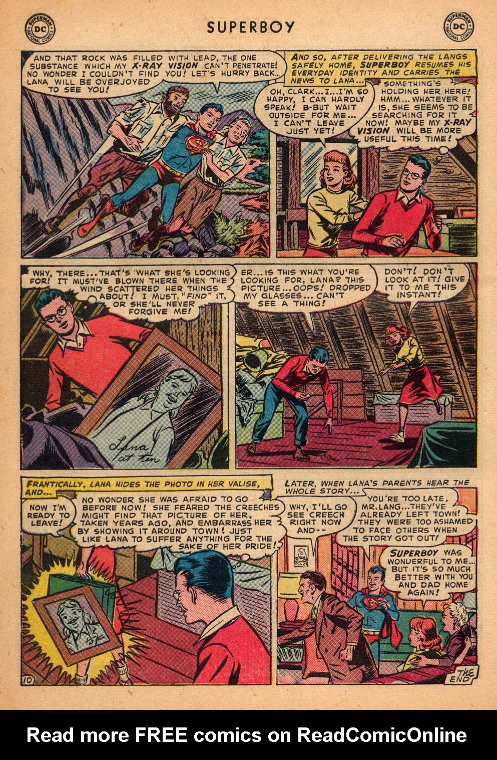Superboy (1949) issue 25 - Page 37
