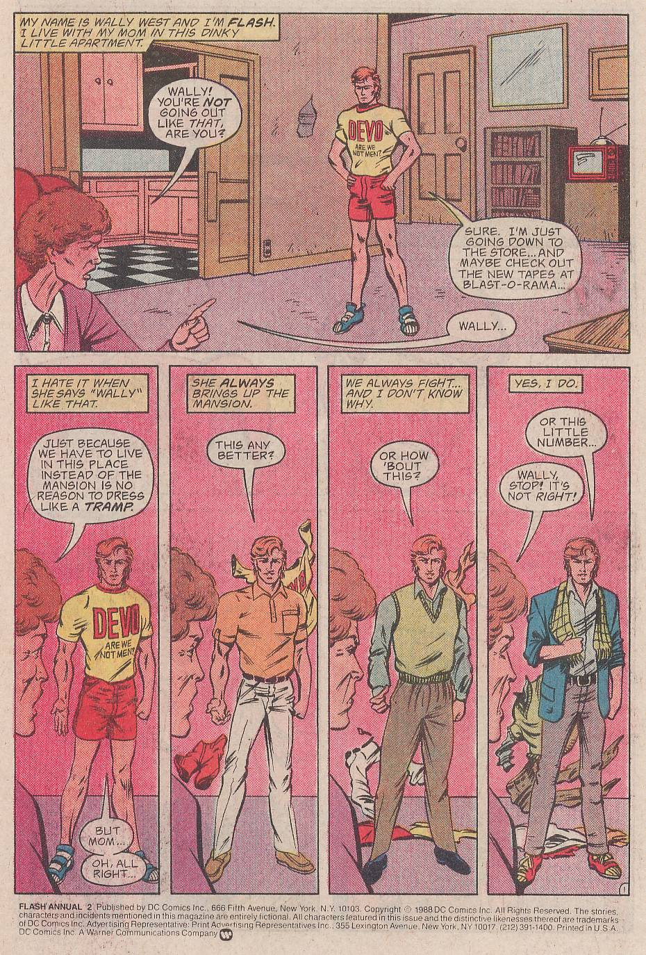 Read online The Flash (1987) comic -  Issue # _Annual 2 - 2