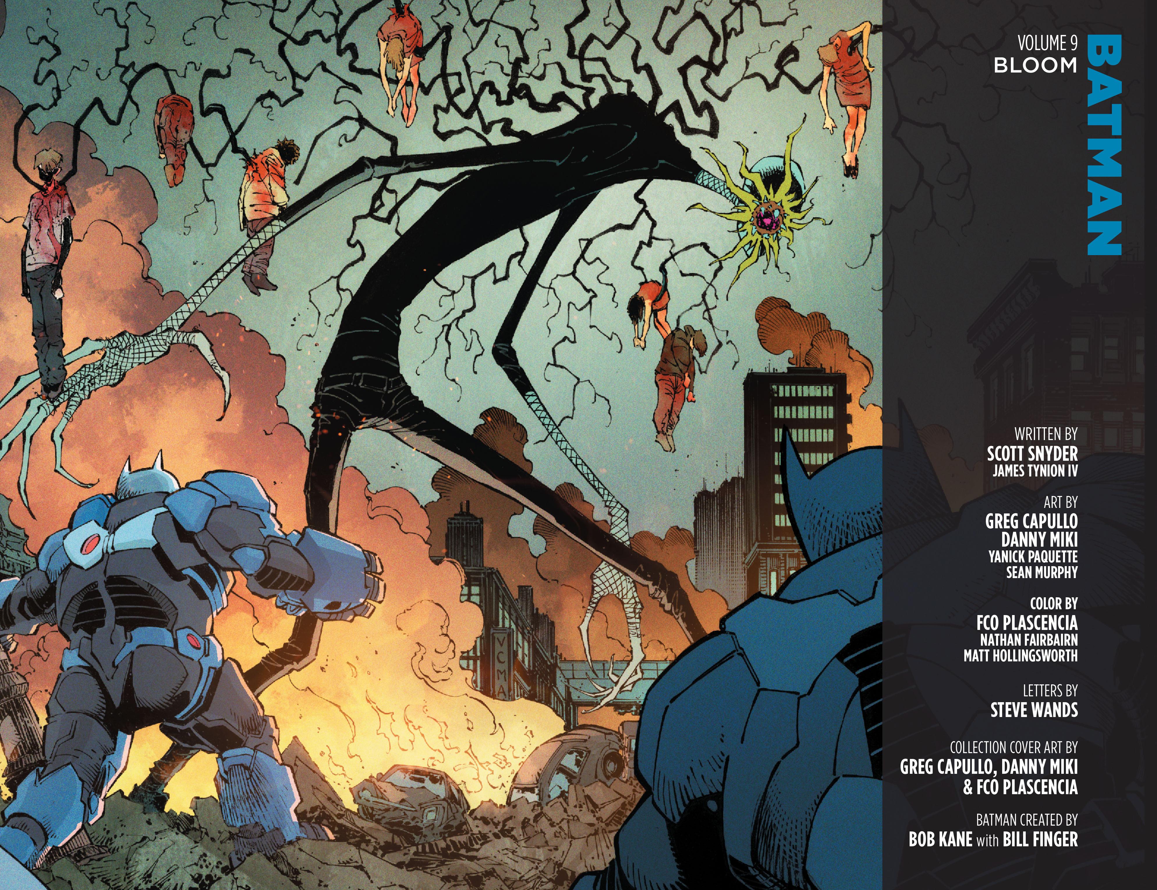 Read online Batman (2011) comic -  Issue # _TPB 9 - 3