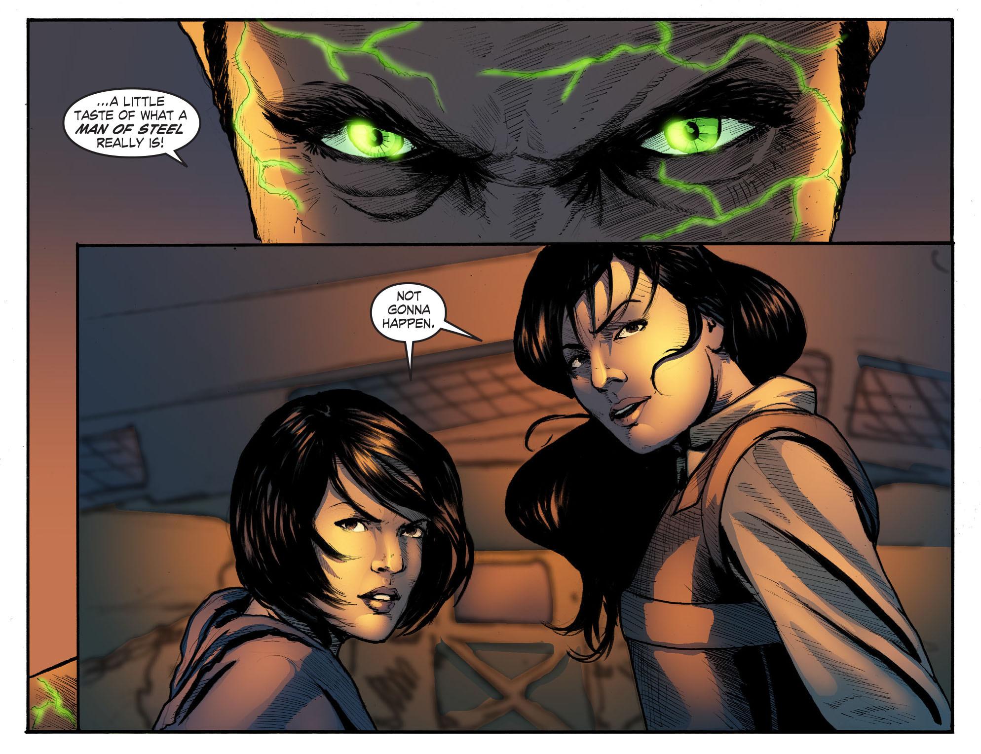Read online Smallville: Season 11 comic -  Issue #50 - 9