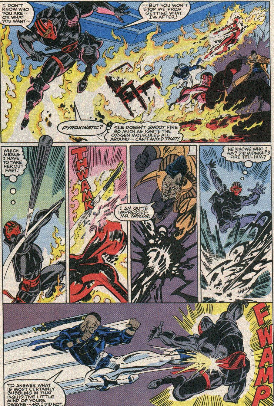 The New Warriors Issue #21 #25 - English 13