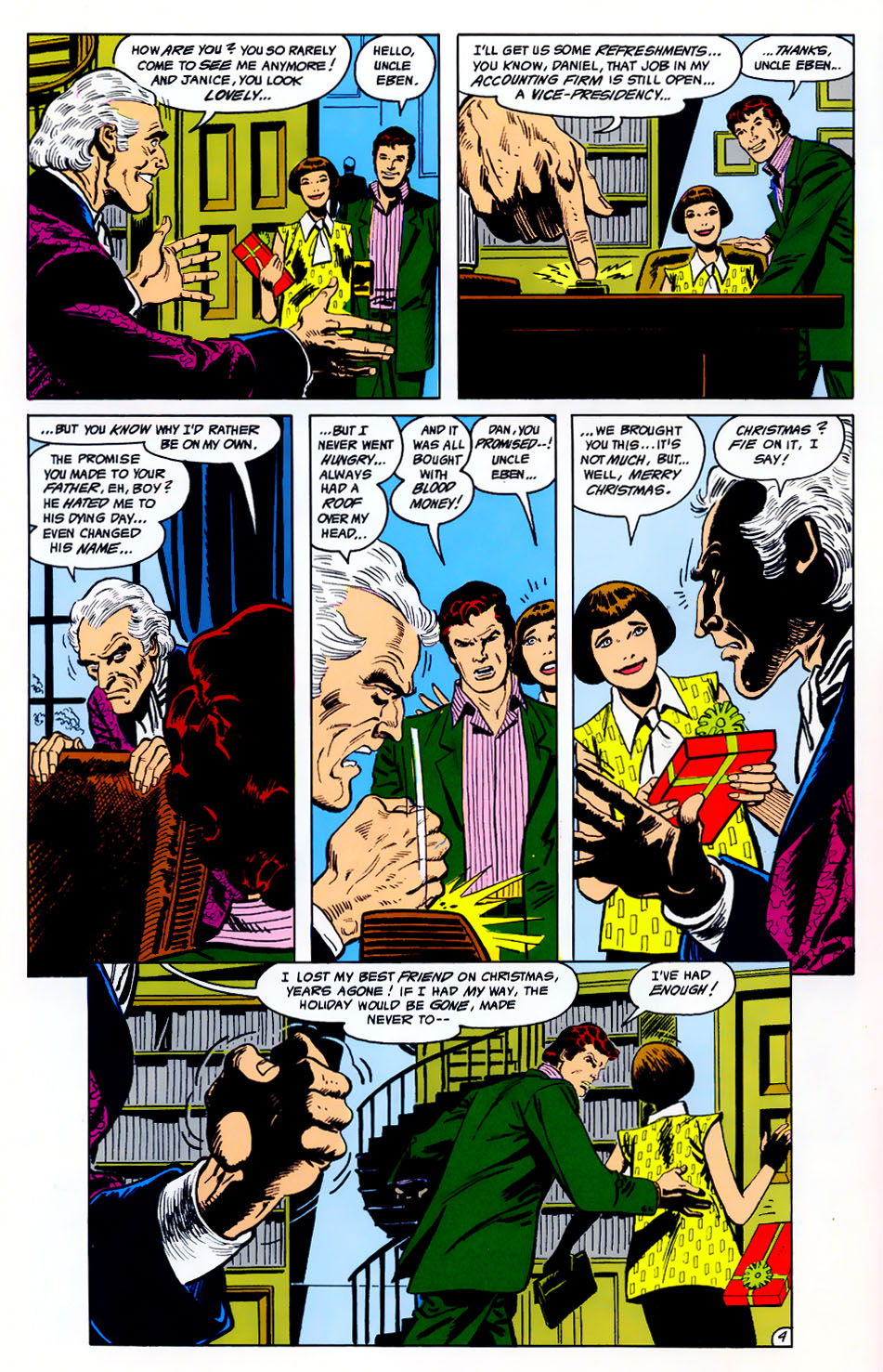 Read online Adventures of the Outsiders comic -  Issue #43 - 5